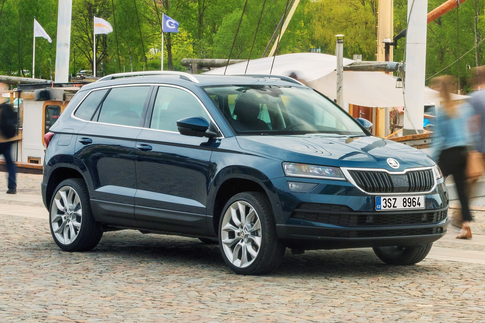 Skoda Karoq SUV review summary