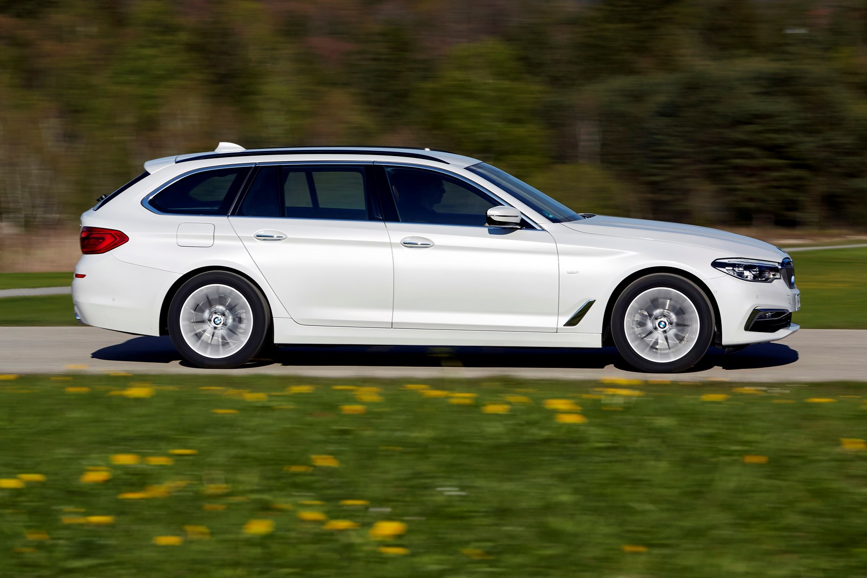 BMW 5 Series Touring 2017 Running Costs
