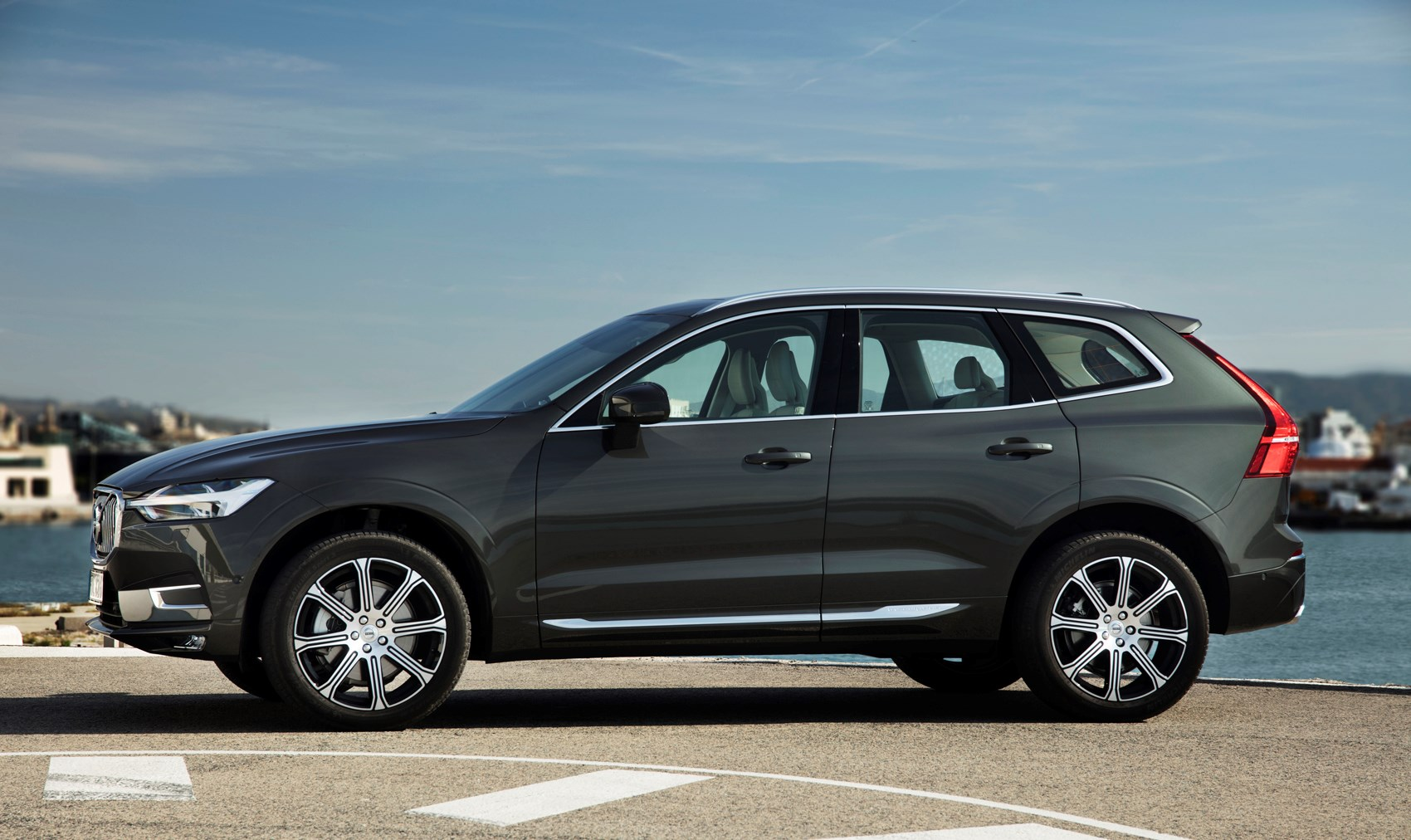 Volvo Xc60 Review Parkers