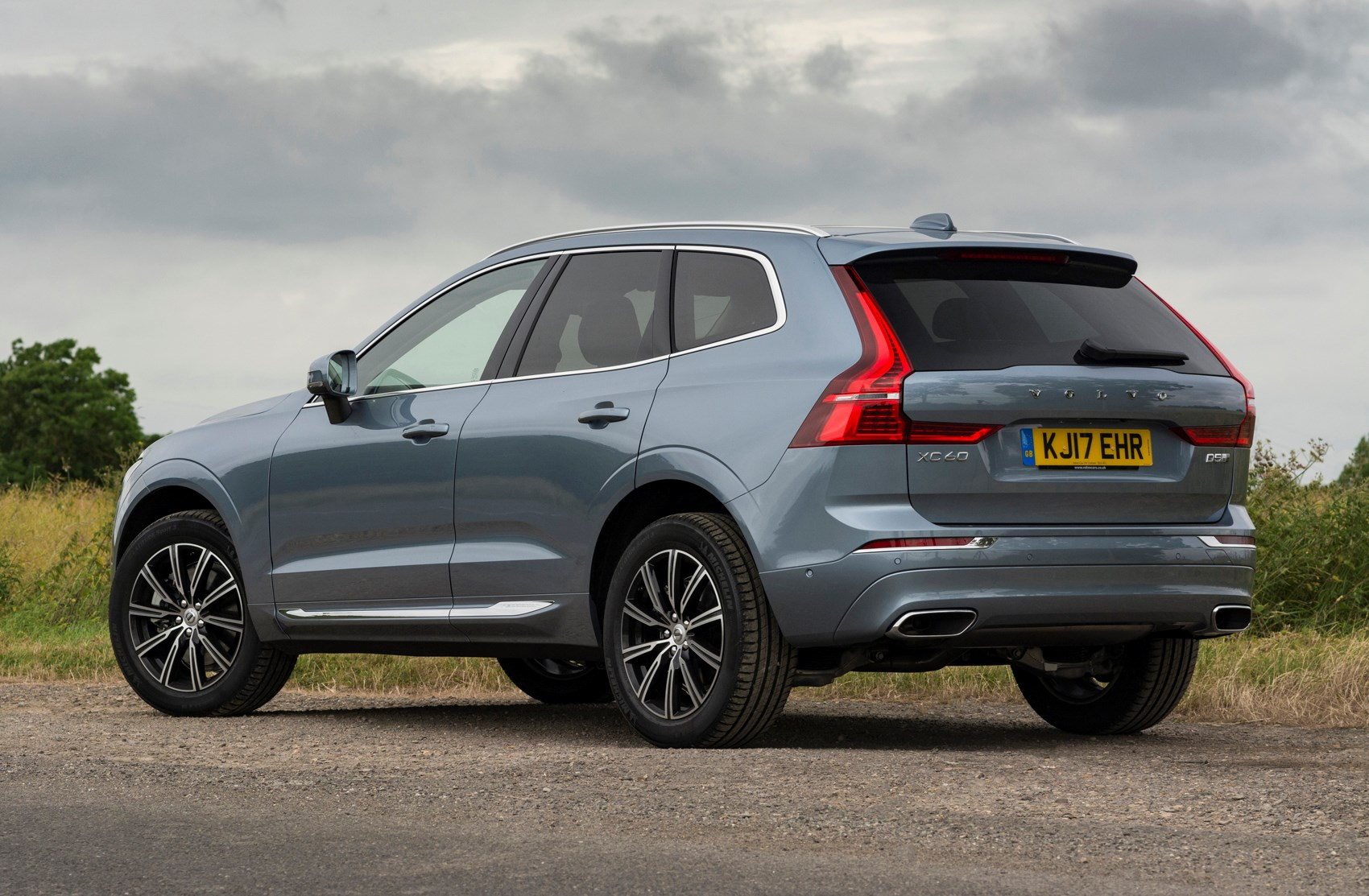 Volvo XC60 review | Parkers