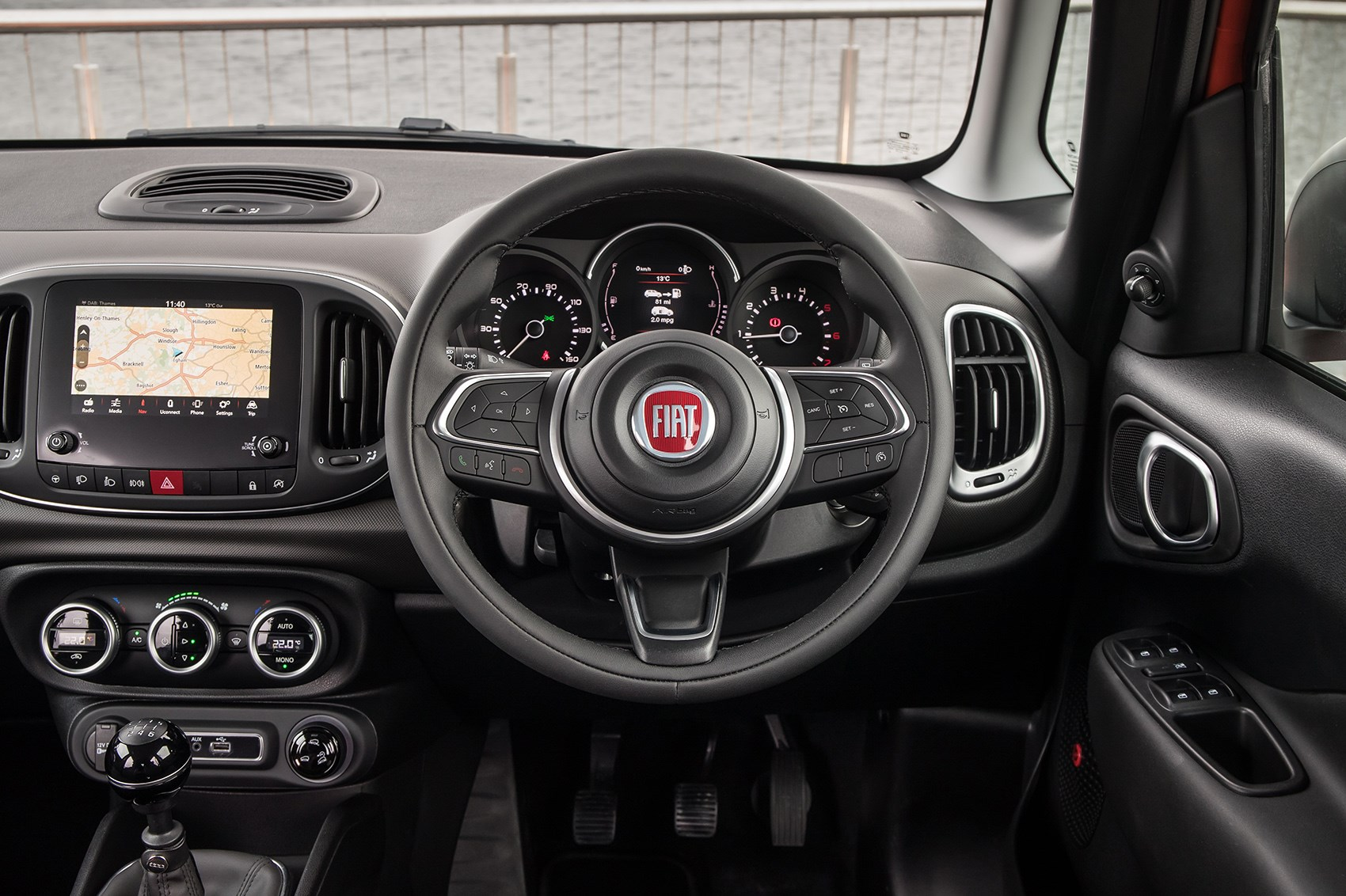 Fiat 500l Cross Review 2019 Parkers