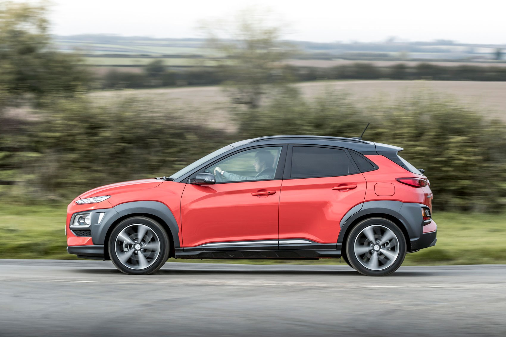Hyundai Kona Uk Review >> Hyundai Kona review | Parkers