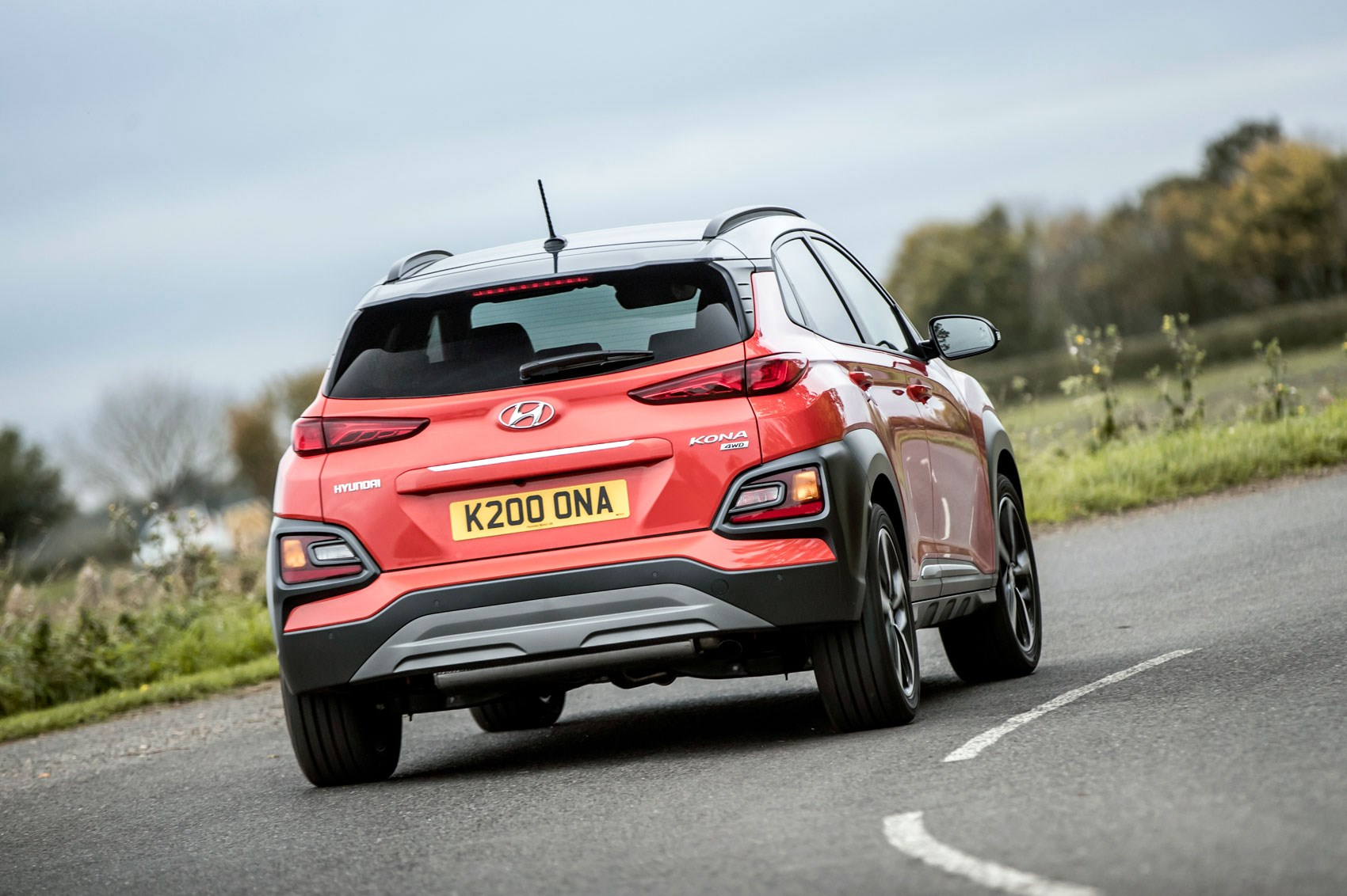 Hyundai Kona Review Parkers