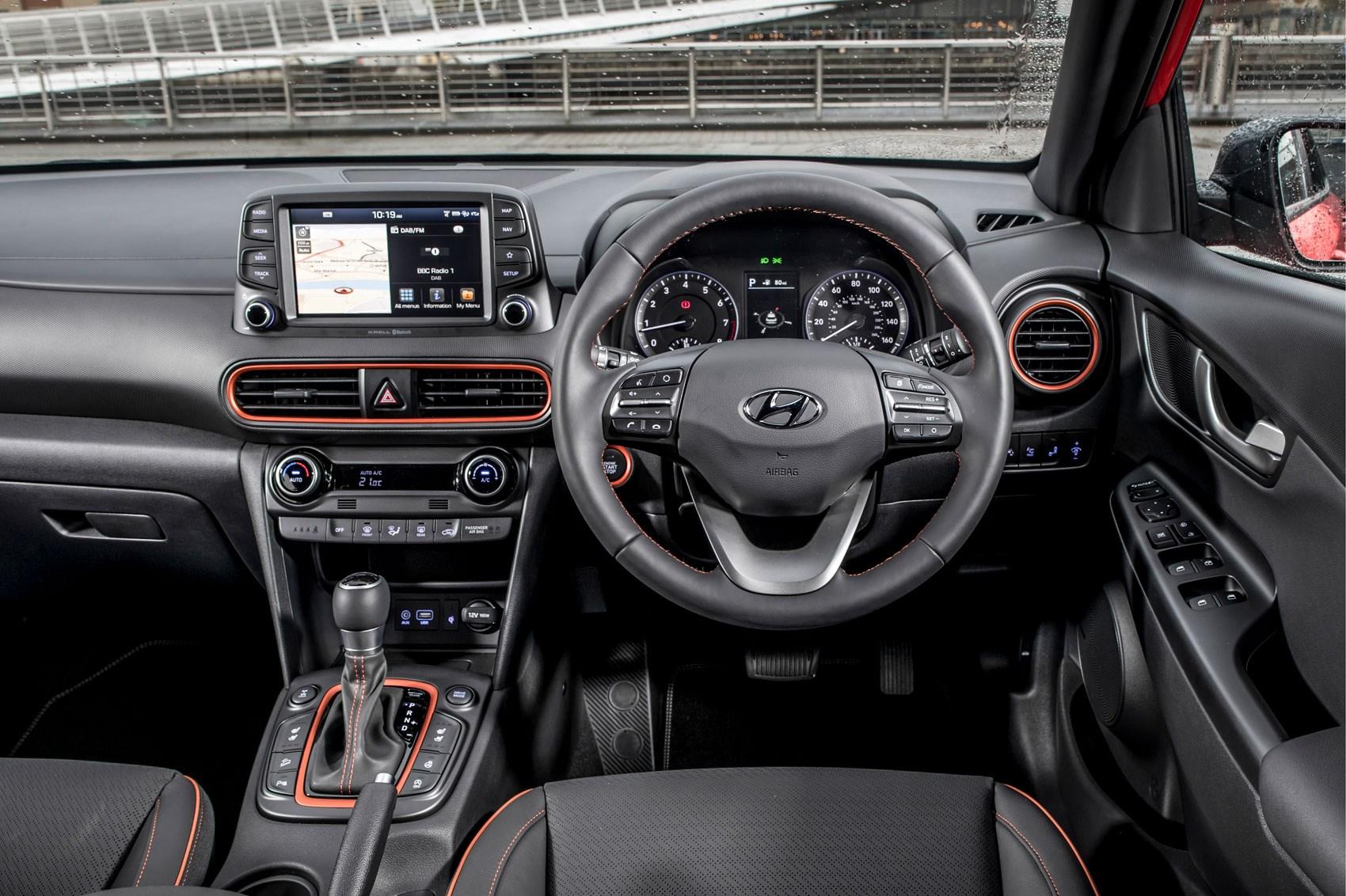 Hyundai Kona Review Parkers