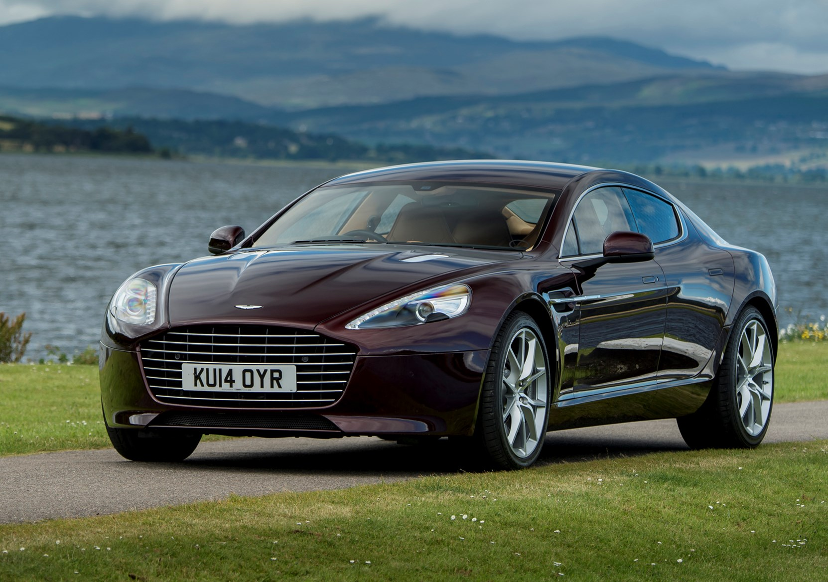 Aston Martin Rapide Coupe Review