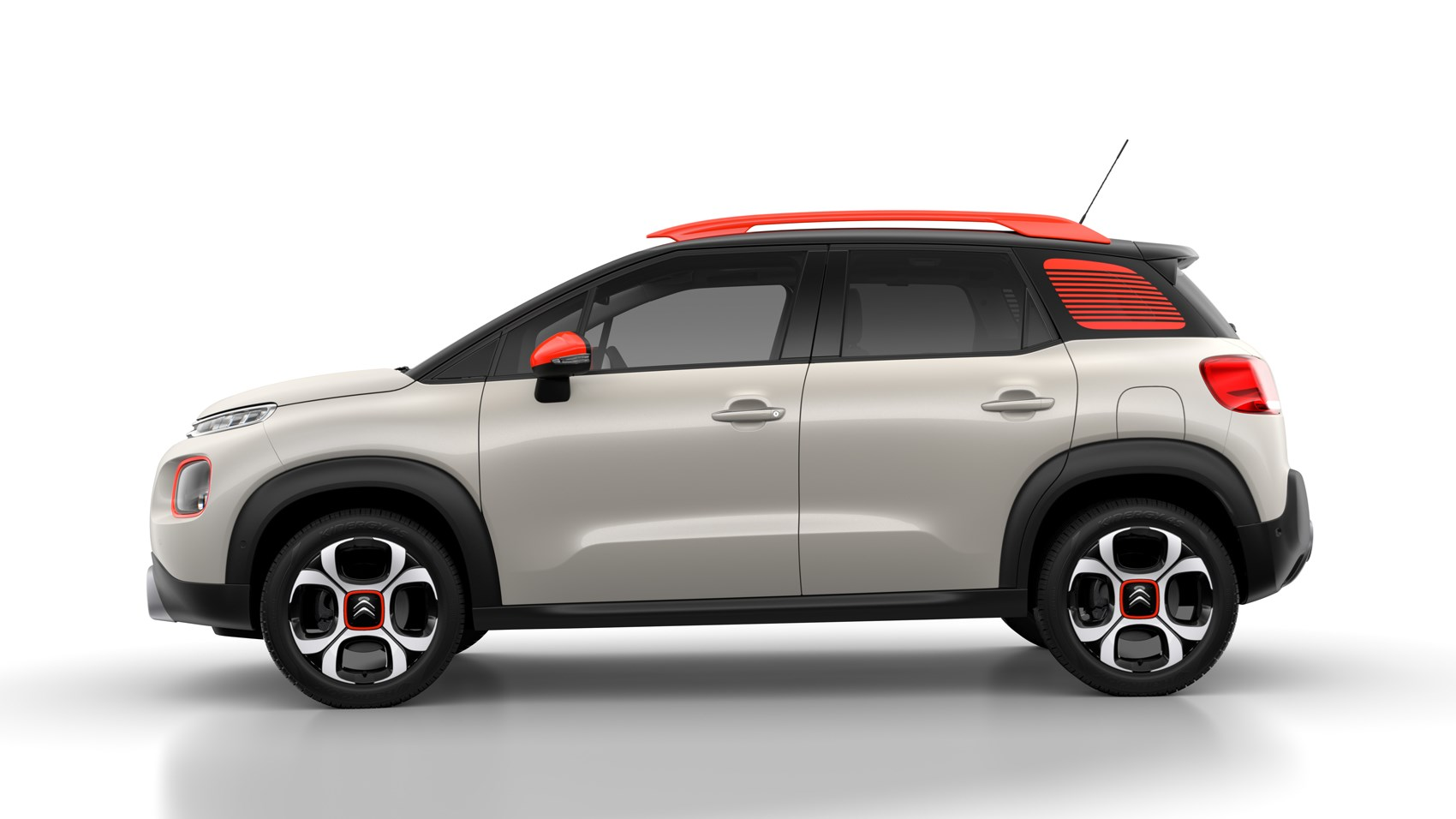 Citroën C3 Aircross (2019) Practicality, Boot Space