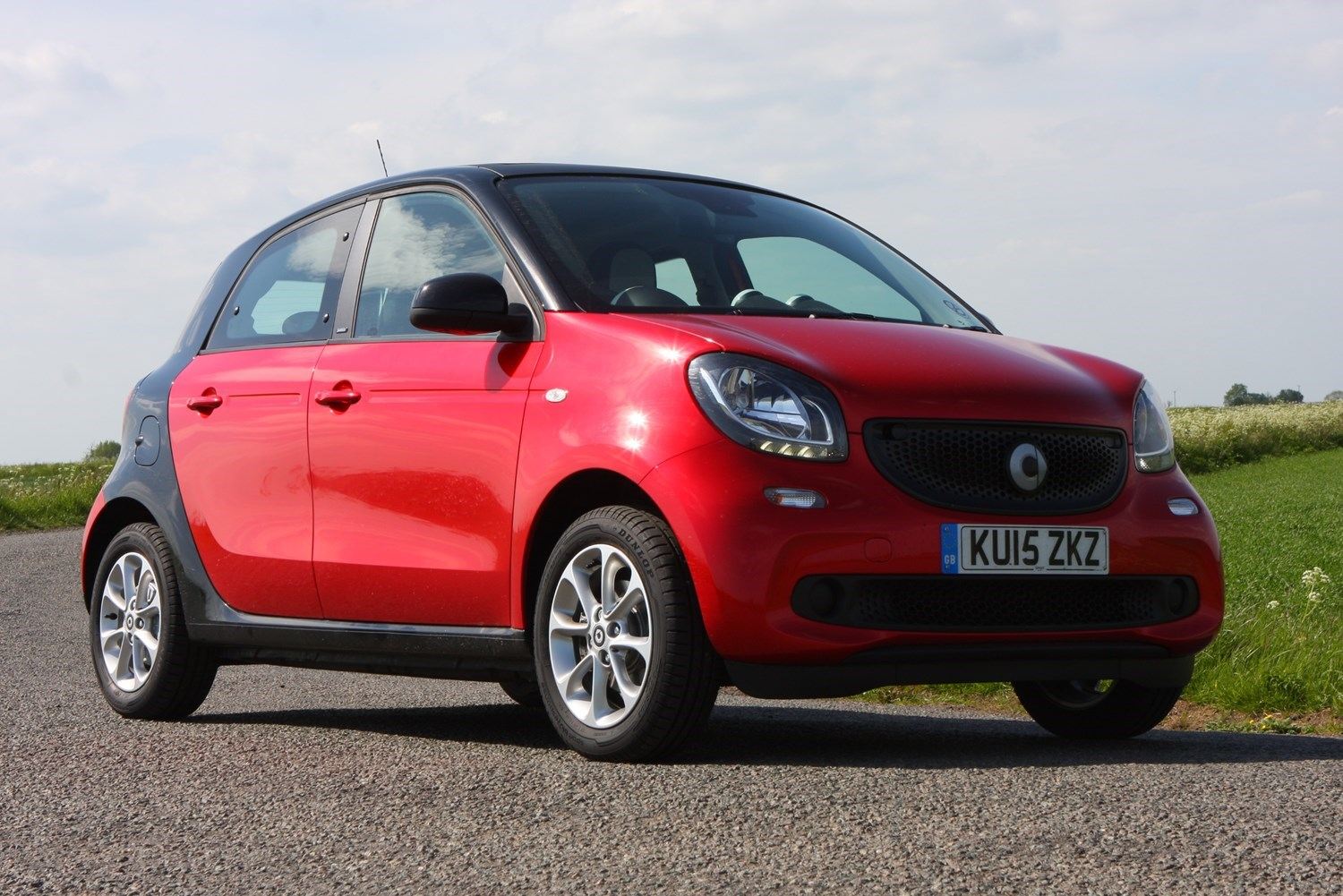 The Best Small Automatic Cars In 2019 Parkers