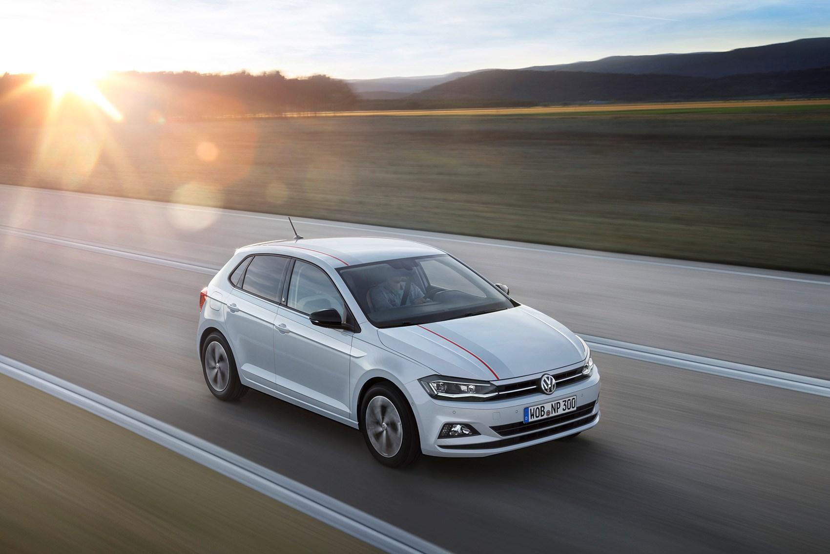 New VW Polo world premiere