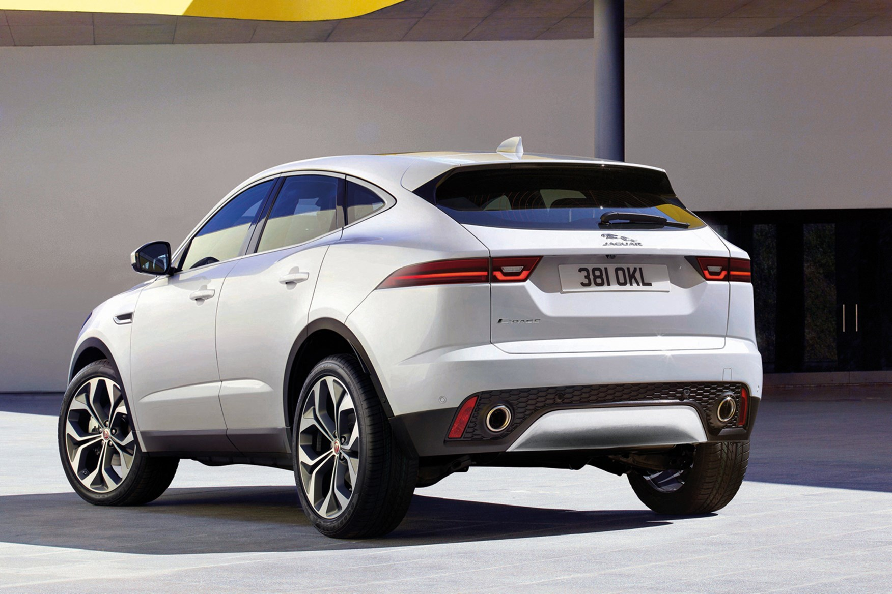 Jaguar E-Pace SUV Review (2017 - ) | Parkers