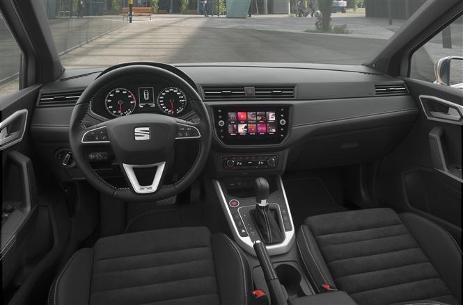 Seat 2018 Arona Interior Detail