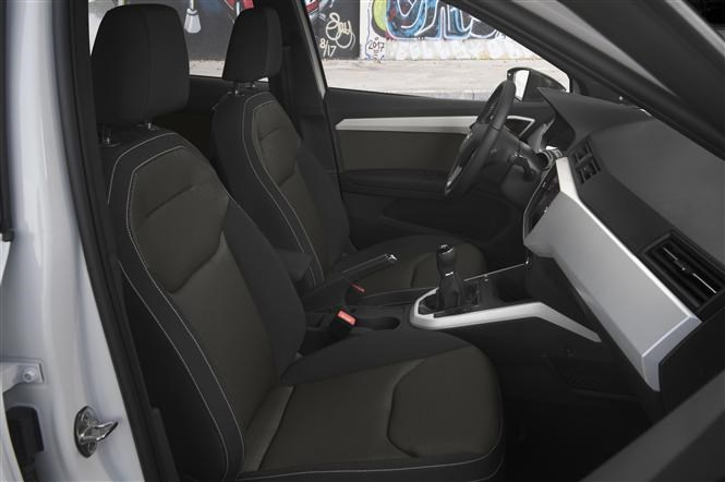 Seat arona suv review parkers for Interior seat arona
