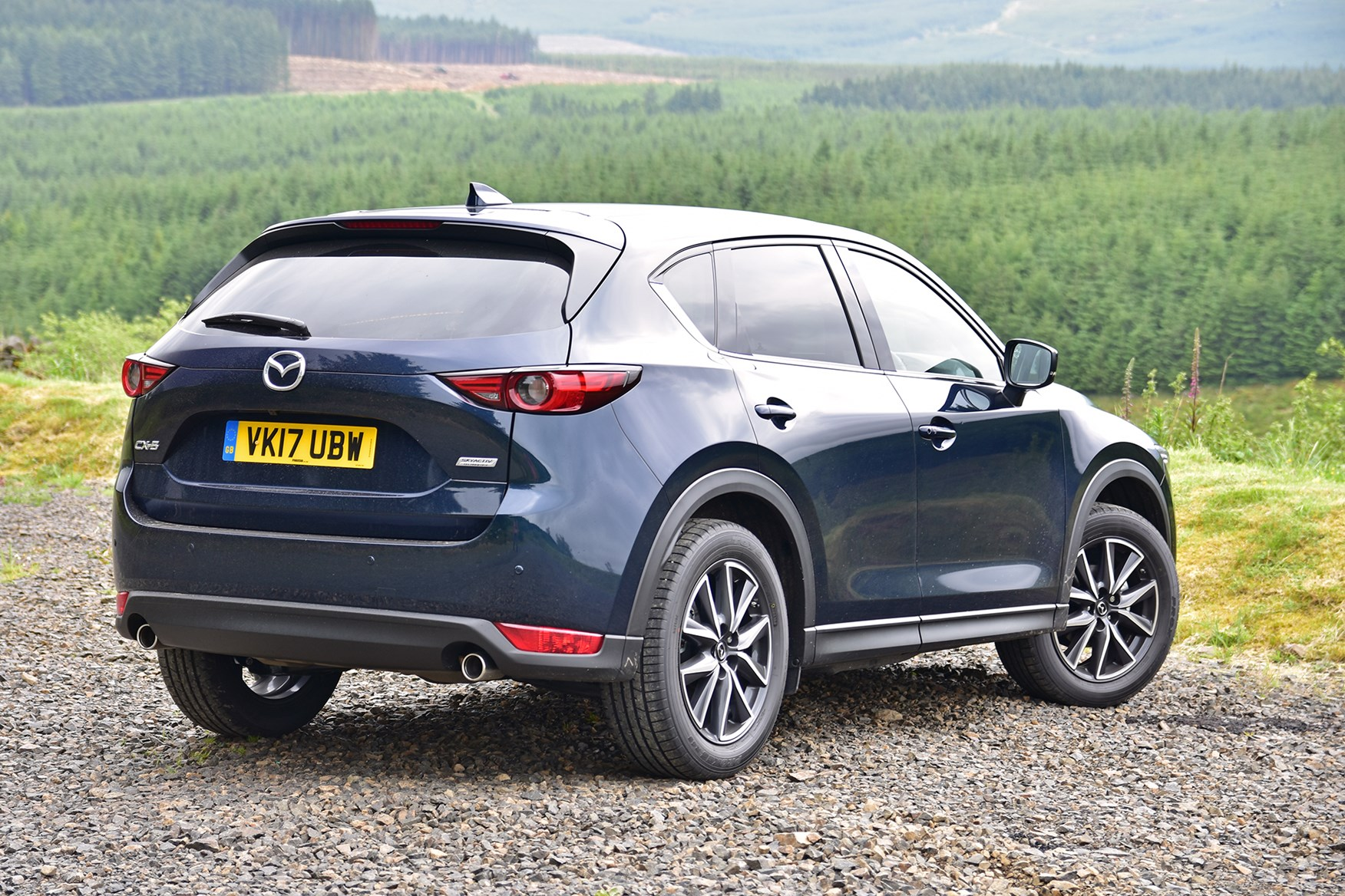mazda cx 5 long term review parkers parkers. Black Bedroom Furniture Sets. Home Design Ideas
