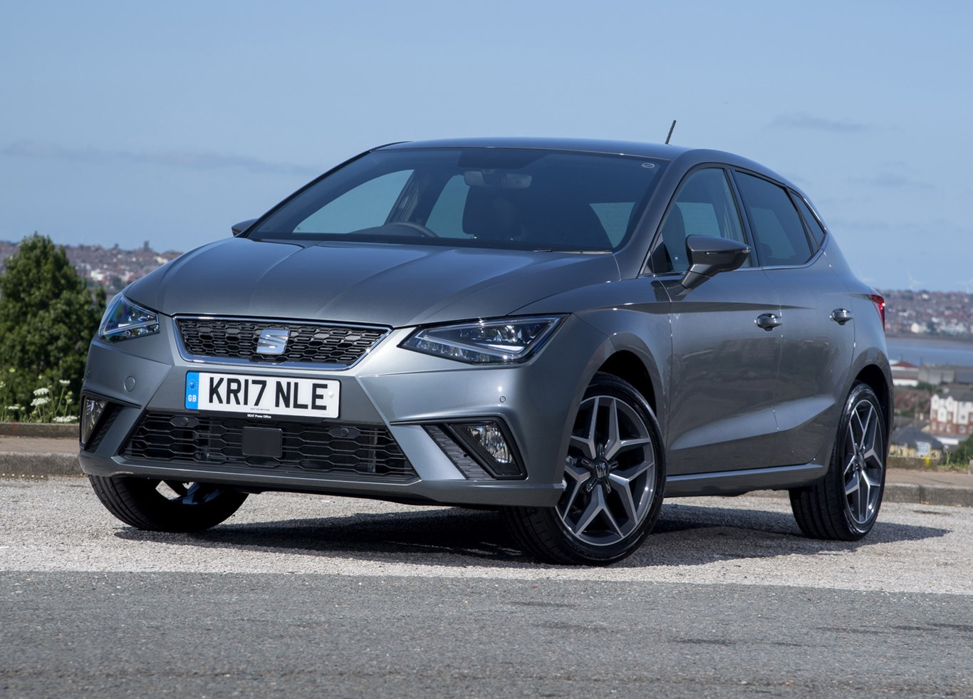 seat ibiza hatchback review parkers. Black Bedroom Furniture Sets. Home Design Ideas