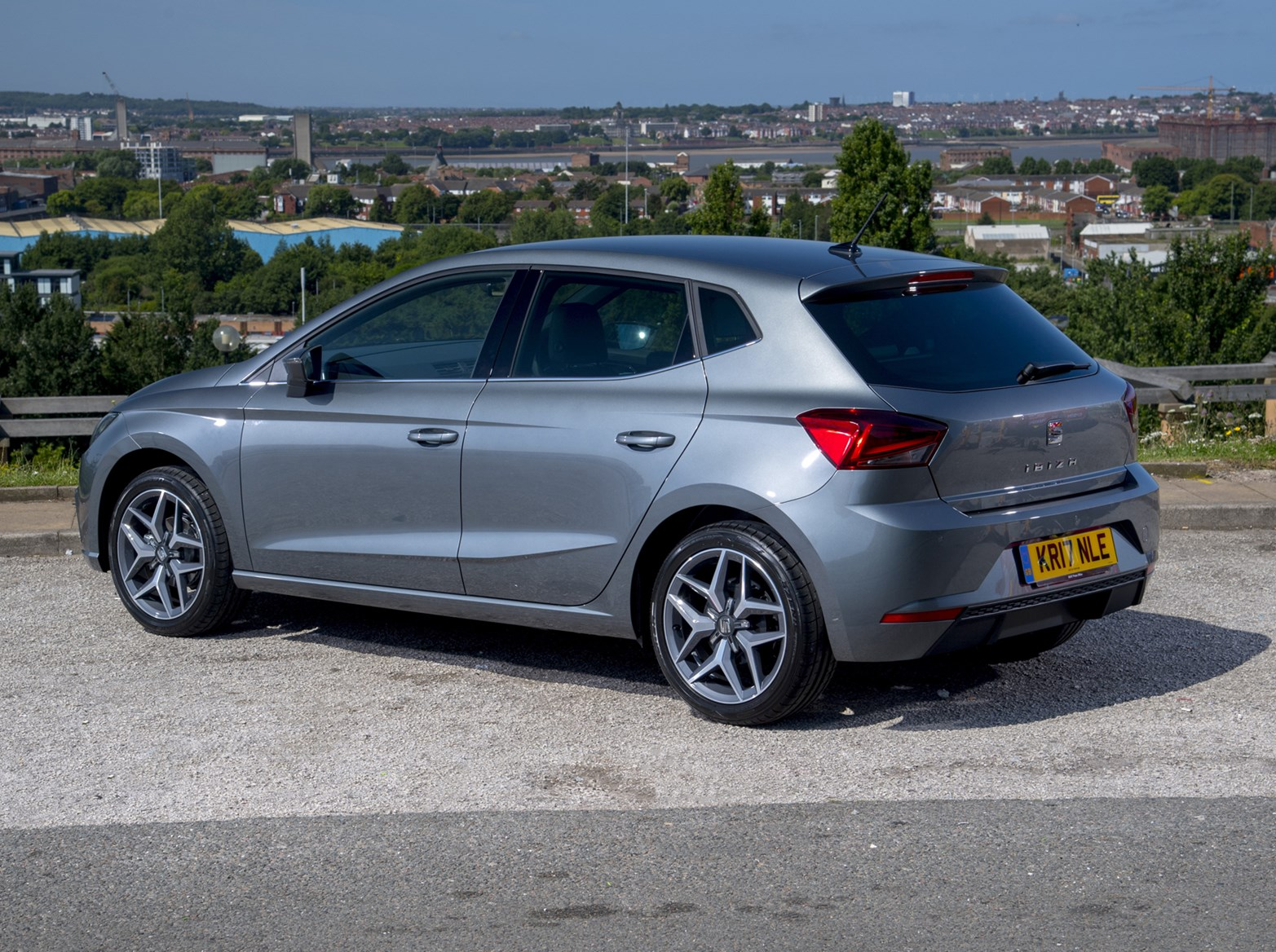 Seat Ibiza Review Parkers