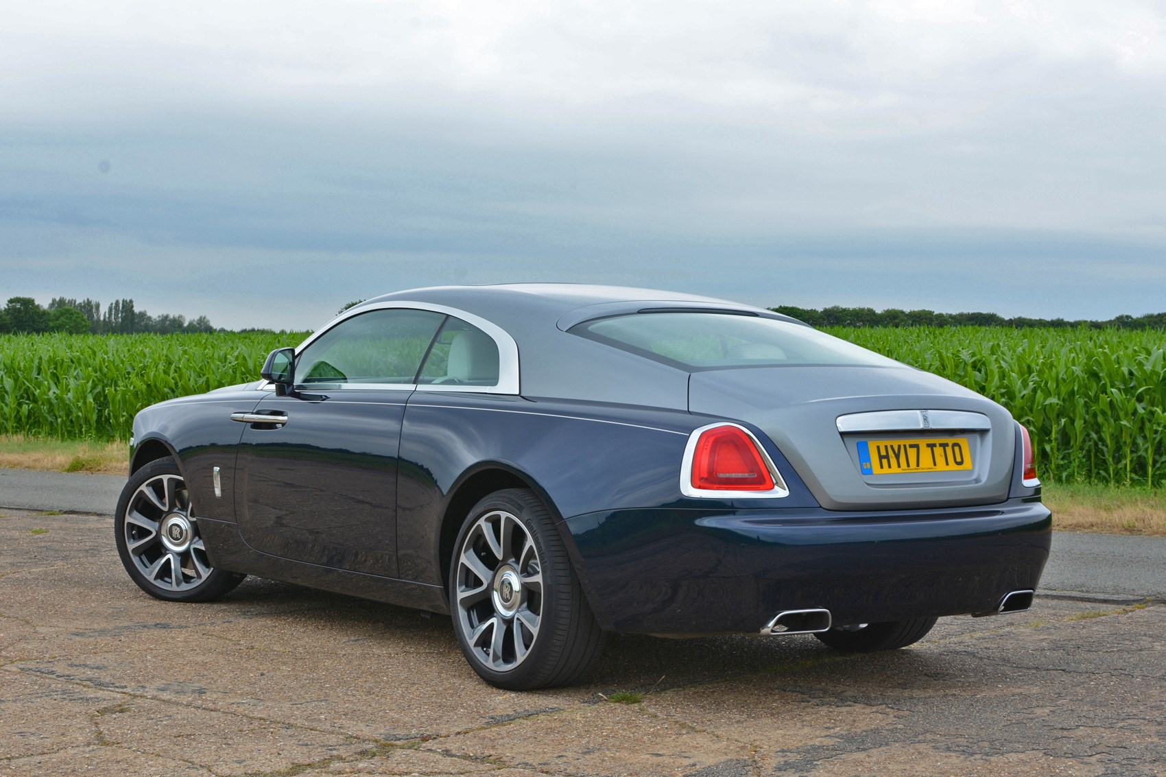 Rolls Royce Wraith Coupe Review Parkers