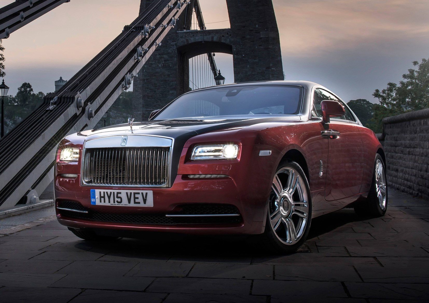 Rolls Royce Wraith Coupe 2013 Rivals Parkers
