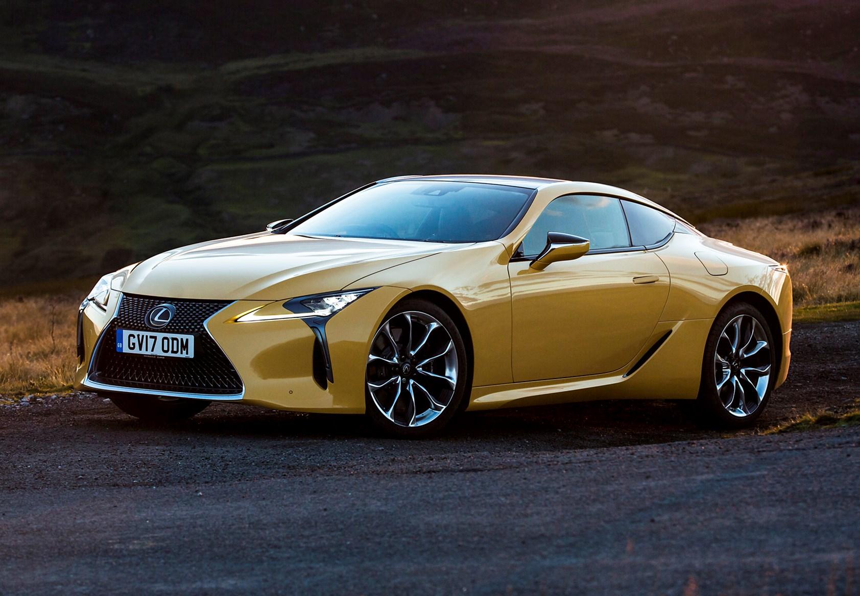Lexus Company Car Tax