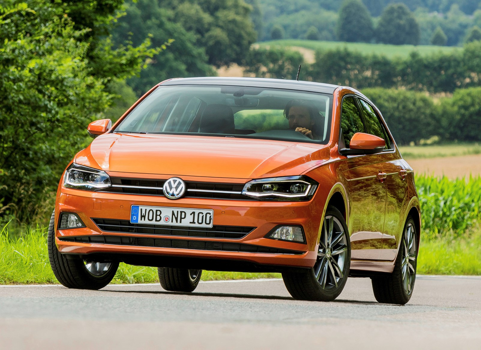 volkswagen polo review parkers. Black Bedroom Furniture Sets. Home Design Ideas