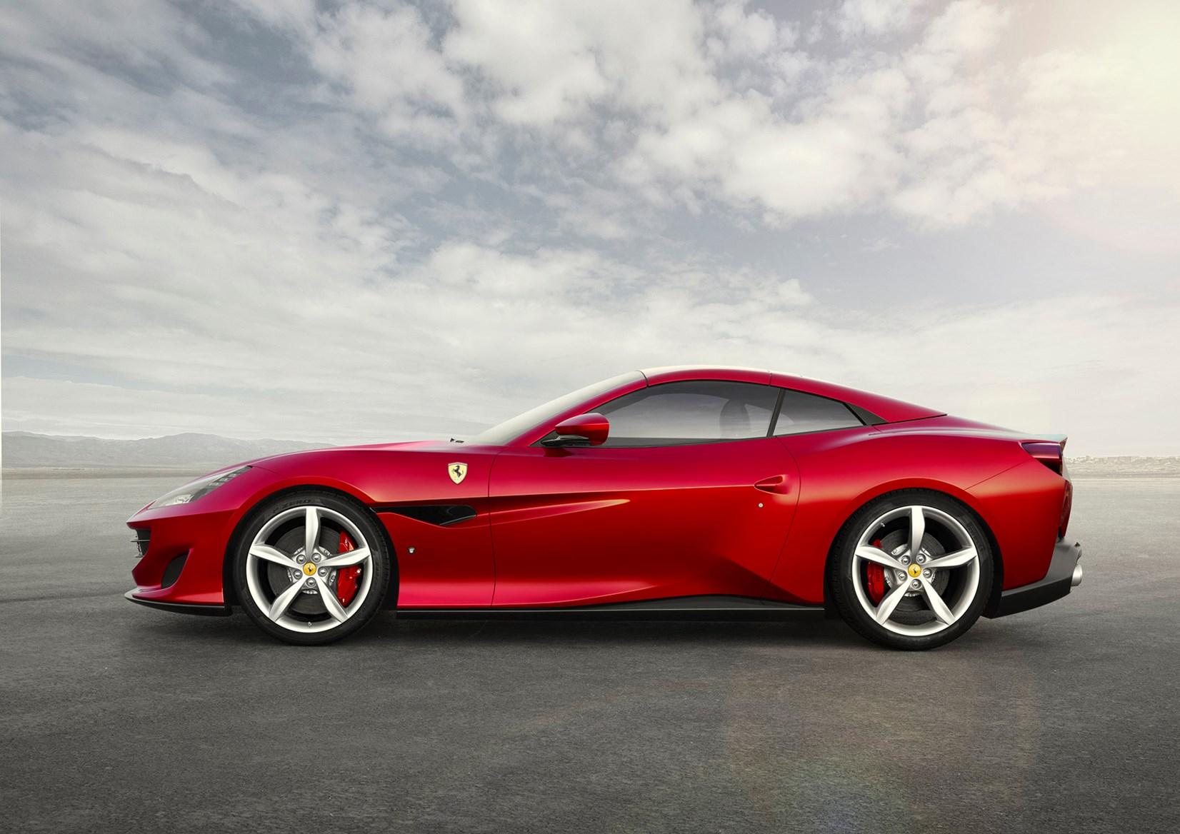 Ferrari 2018 Portofino Static Exterior