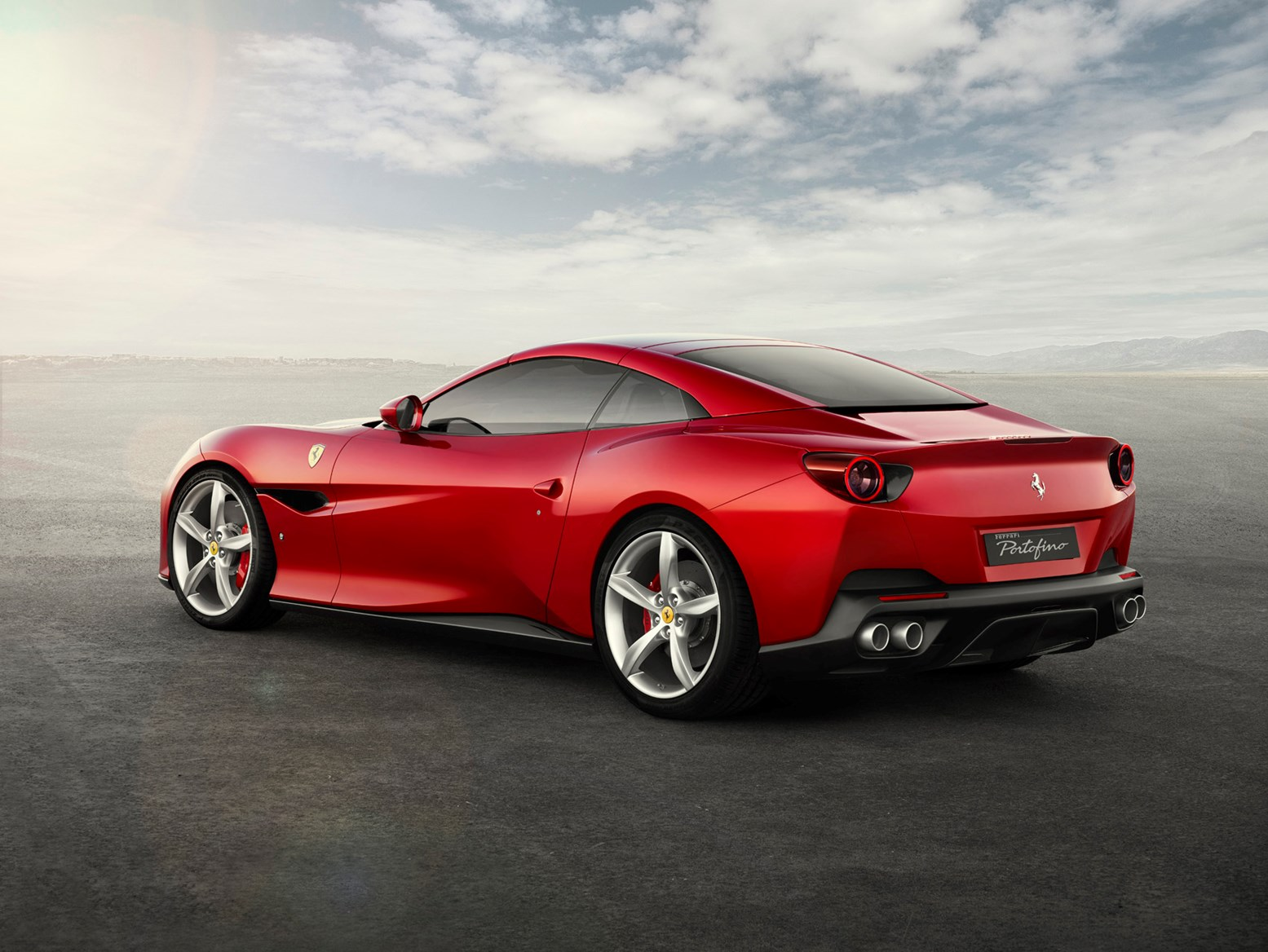 ferrari portofino review driving parkers. Black Bedroom Furniture Sets. Home Design Ideas