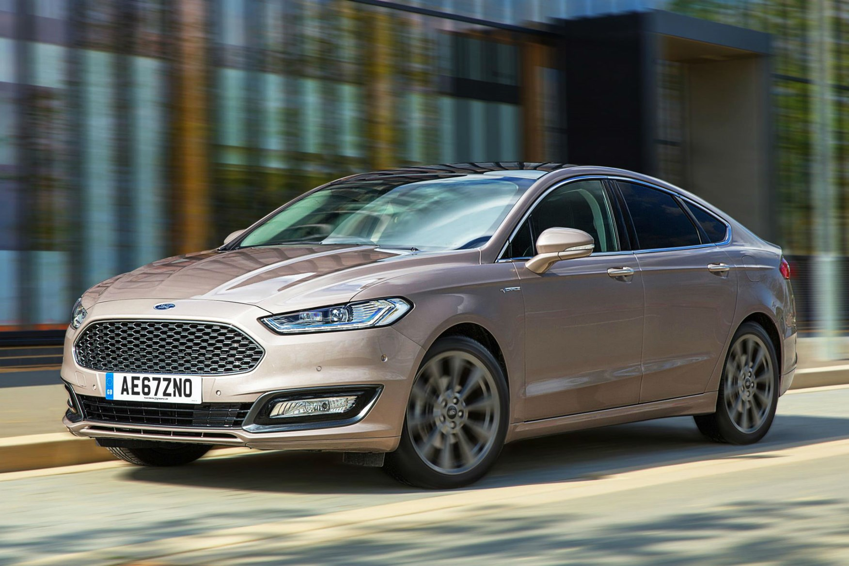 Car Residual Values >> Ford Mondeo price cut by up to £3,000 | Parkers