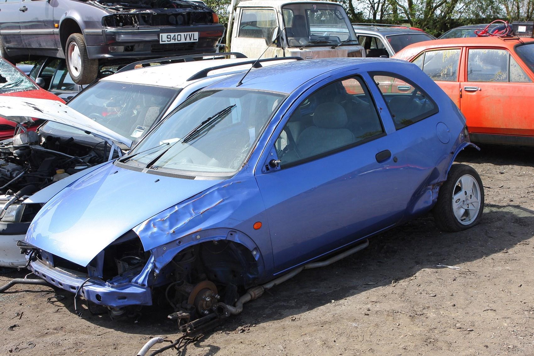 Third Party Insurers Write Off Car