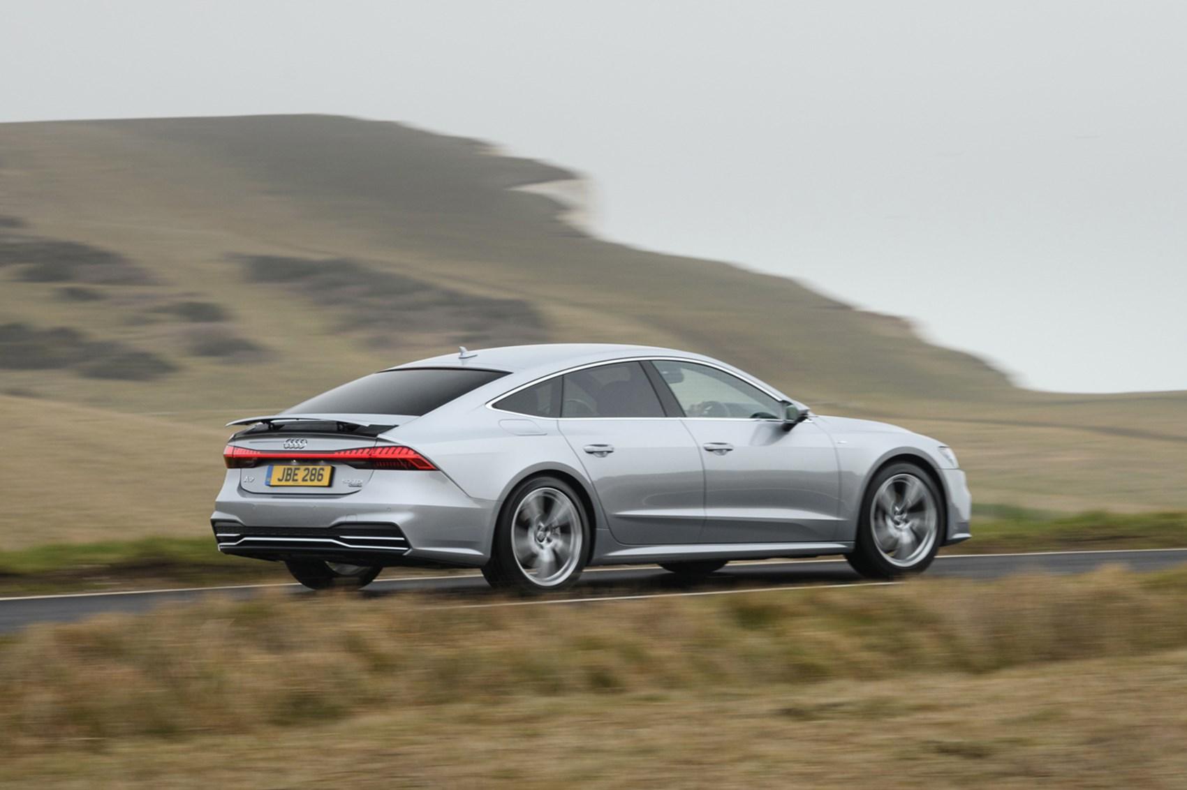 Audi A7 Sportback review | Parkers