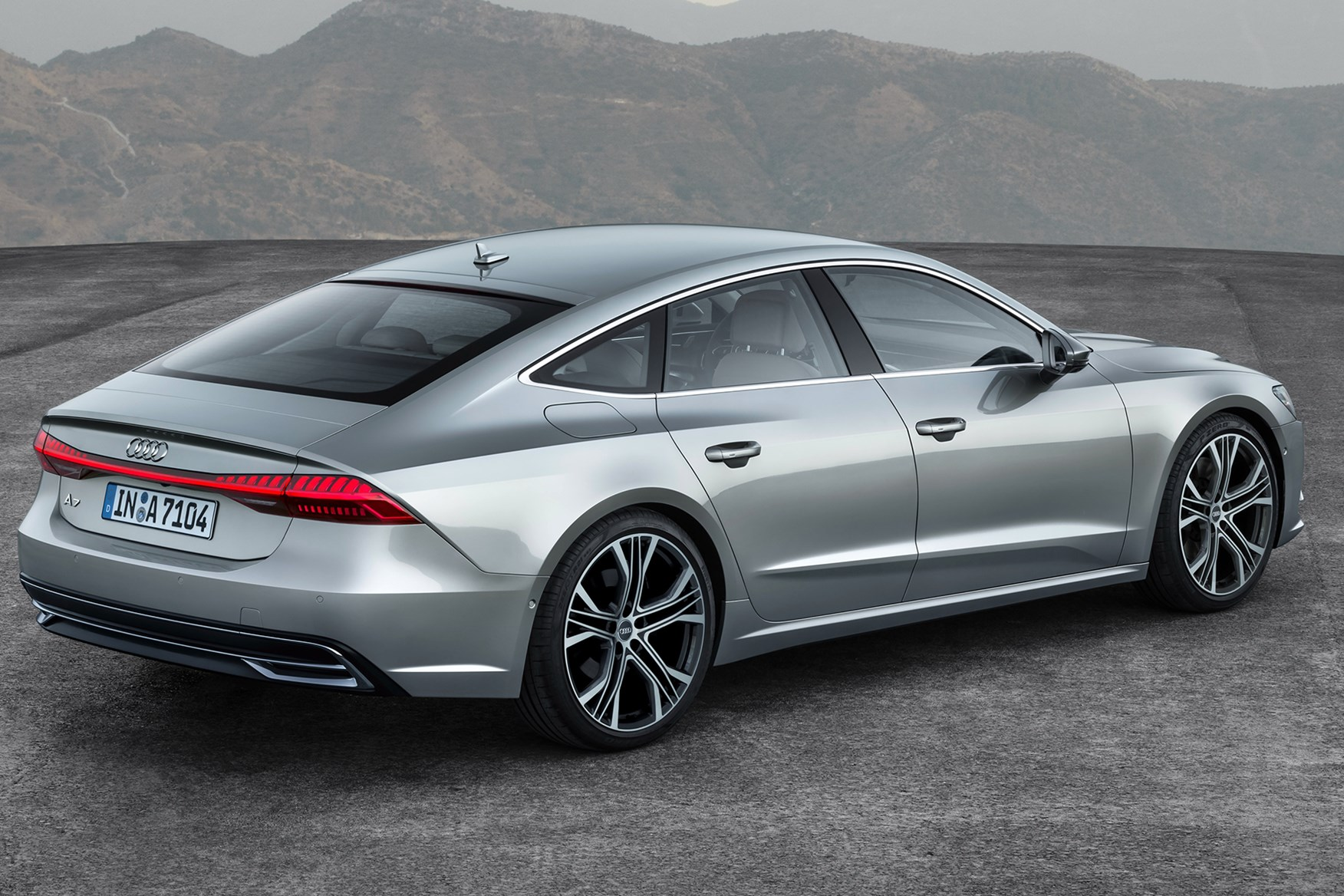 Audi A Running Costs Parkers - How much does an audi a7 cost