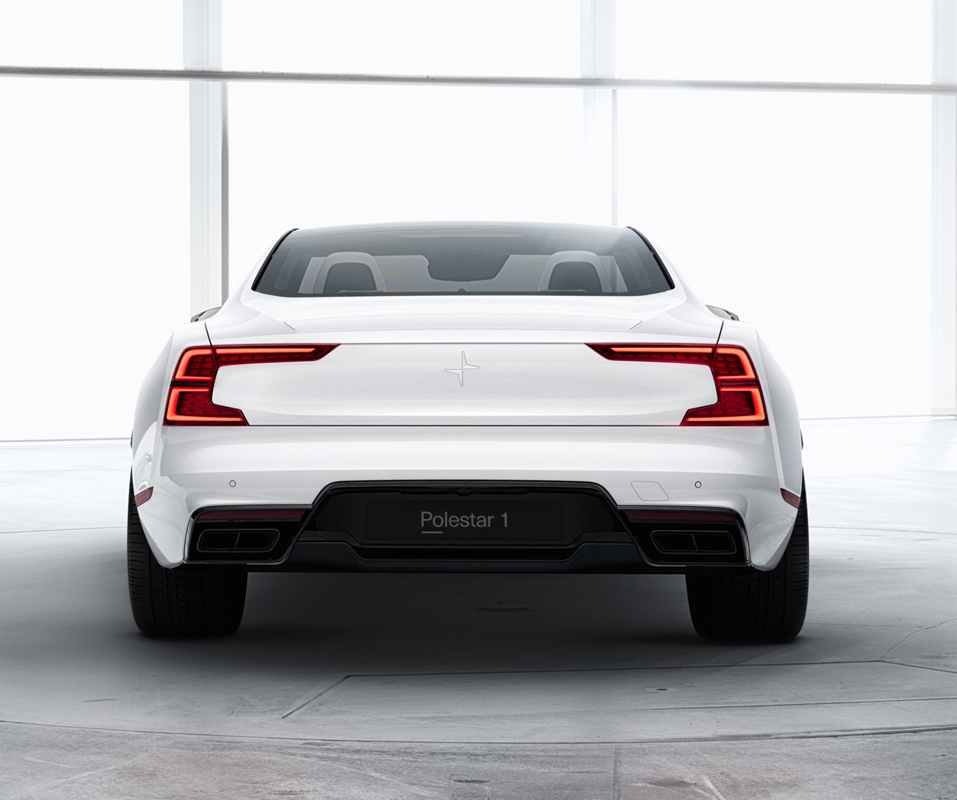 Polestar 1 Coupe Review