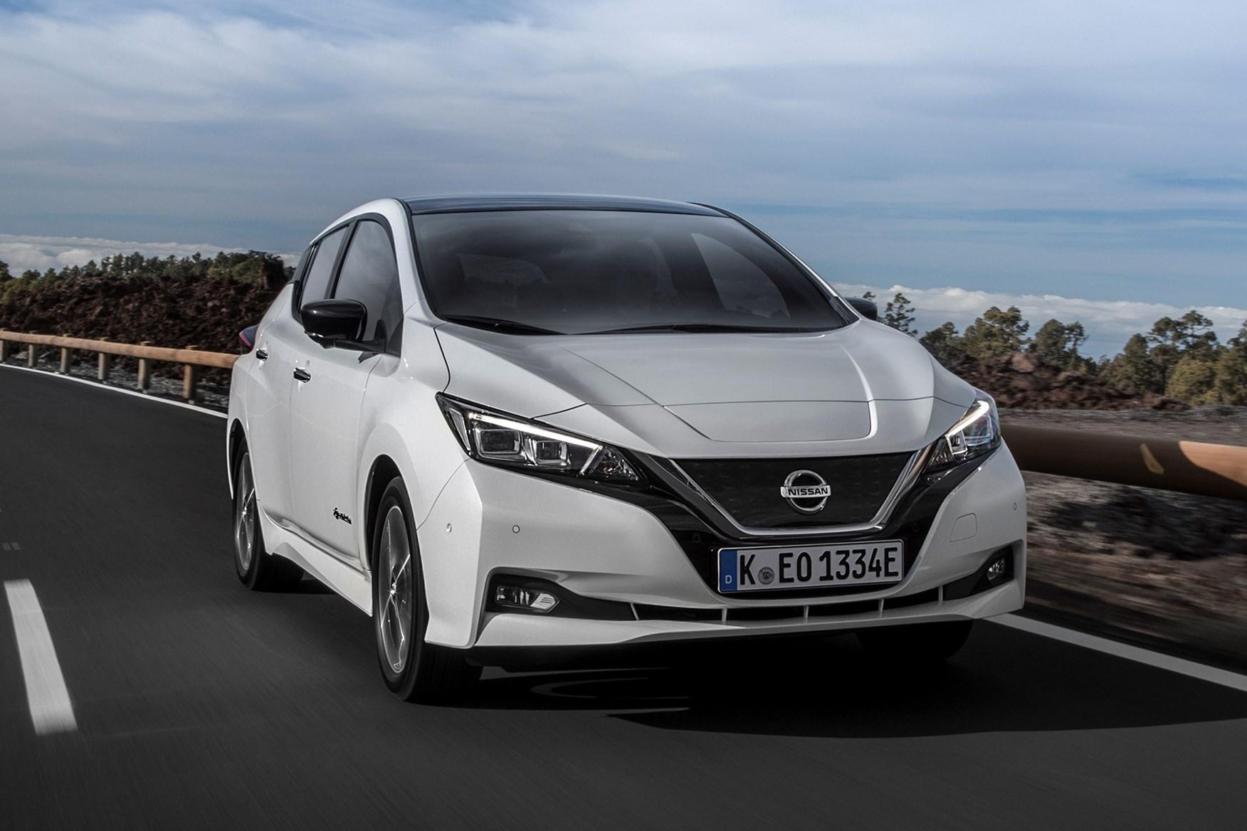 Nissan Leaf (2019) Engines, Drive & Performance   Parkers