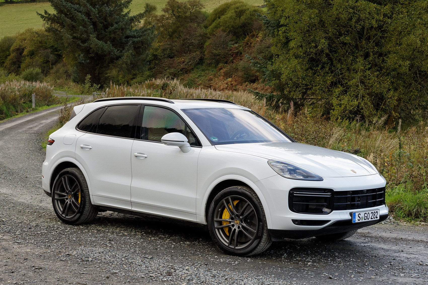 Porsche Cayenne Suv Review Summary Parkers