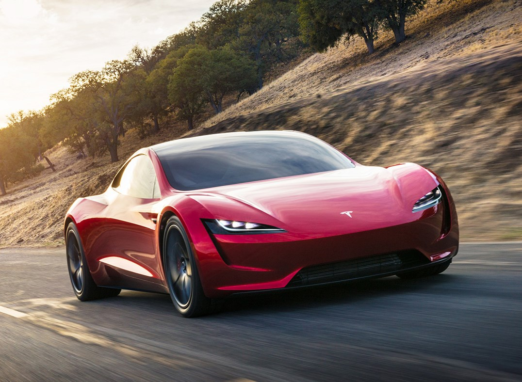 tesla roadster convertible 2020 buying and selling parkers. Black Bedroom Furniture Sets. Home Design Ideas