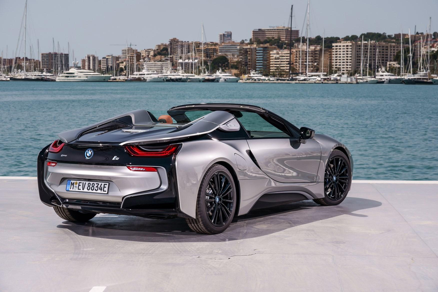 I8 Exterior: BMW I8 Roadster Review (2019)
