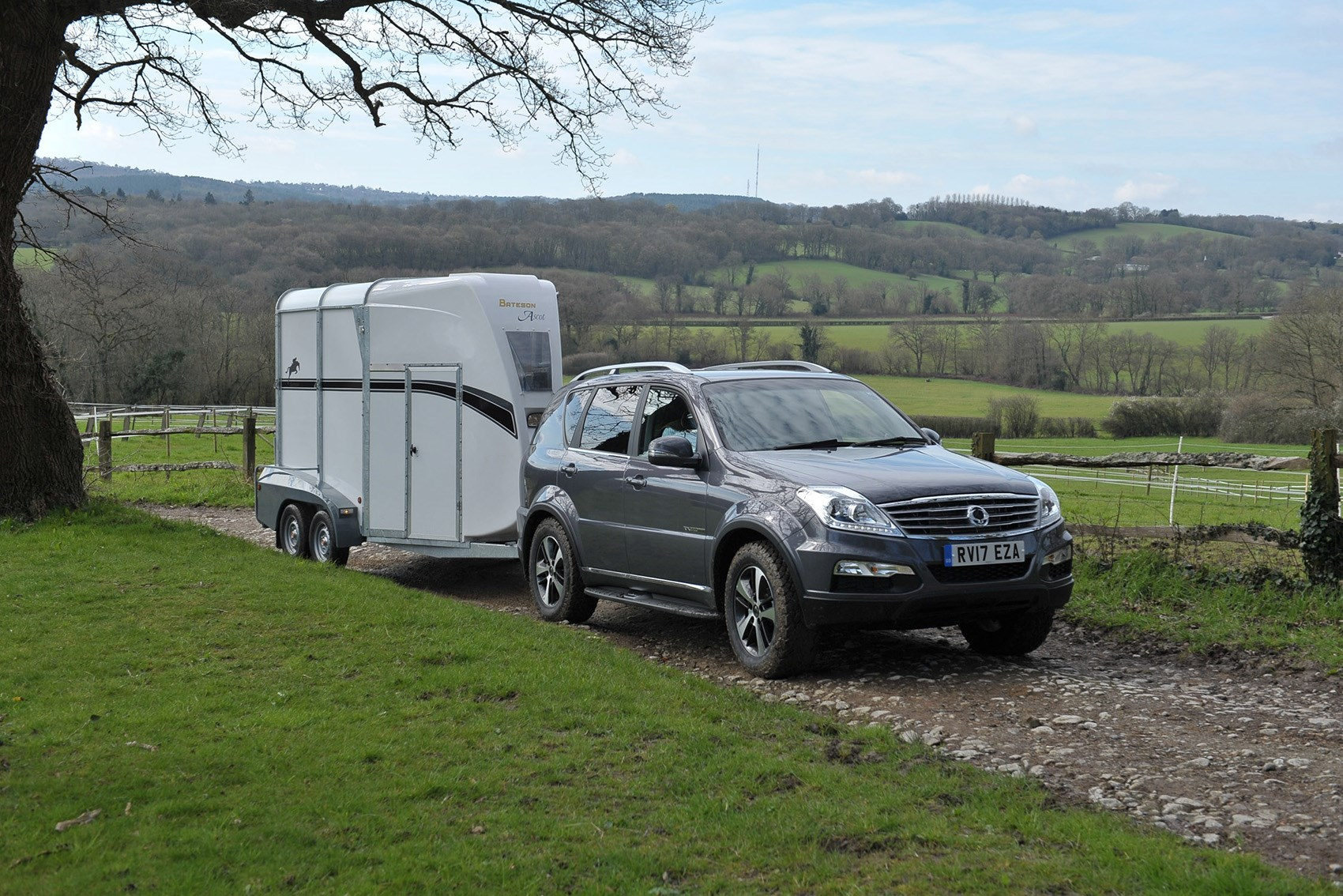 Guide To Towing Capacity Parkers