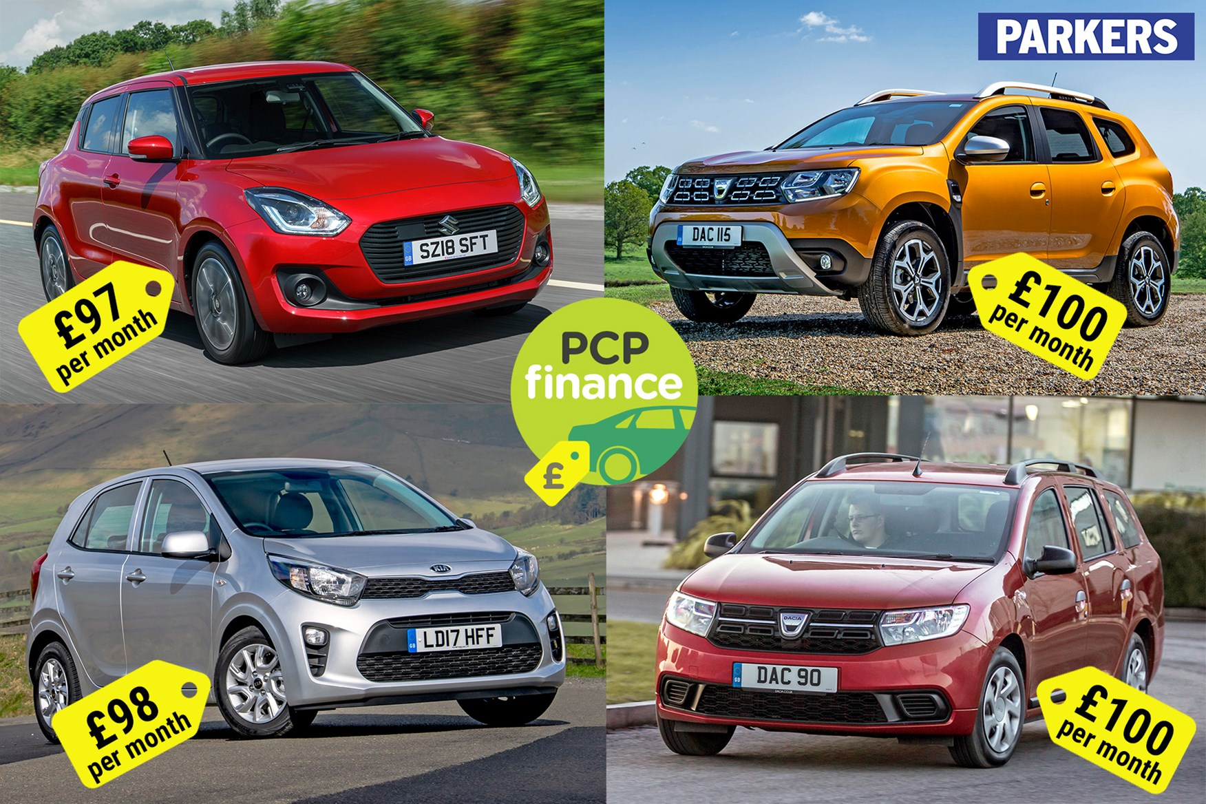 best pcp used car deals