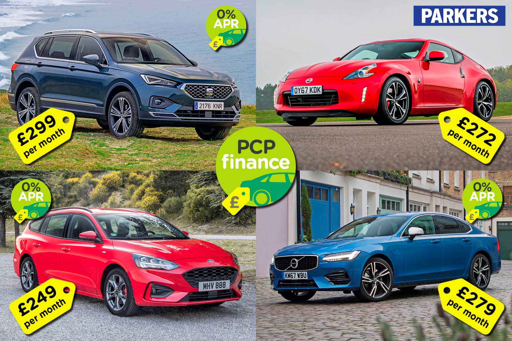 f71ad4fd5e Car finance  best new cars for less than £300 per month