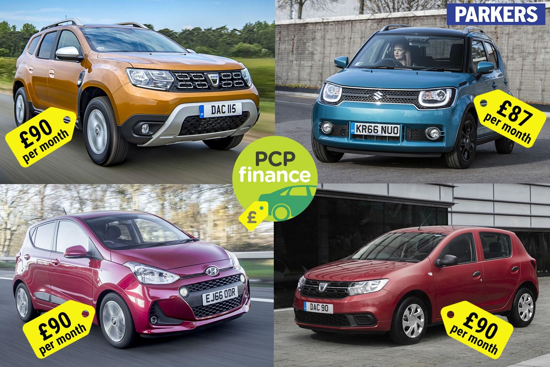 car pcp deals glasgow
