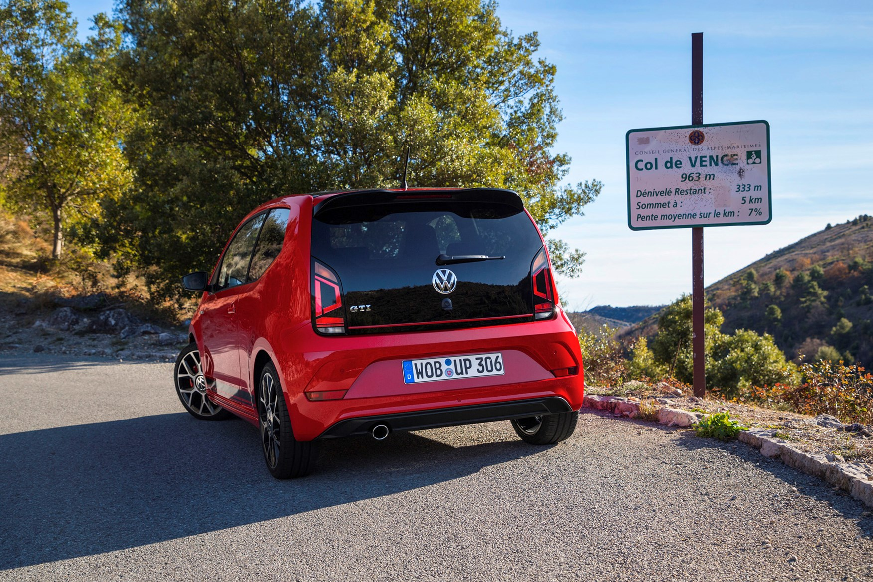 Vw Up Gti Review Parkers