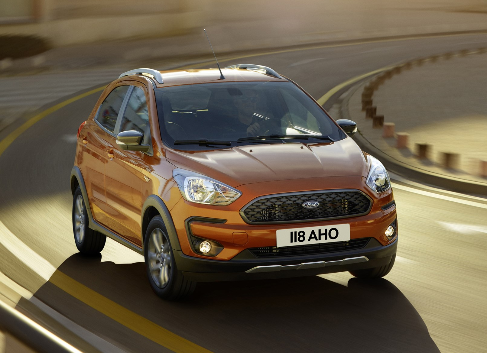 Ford Ka Plus Active Driving