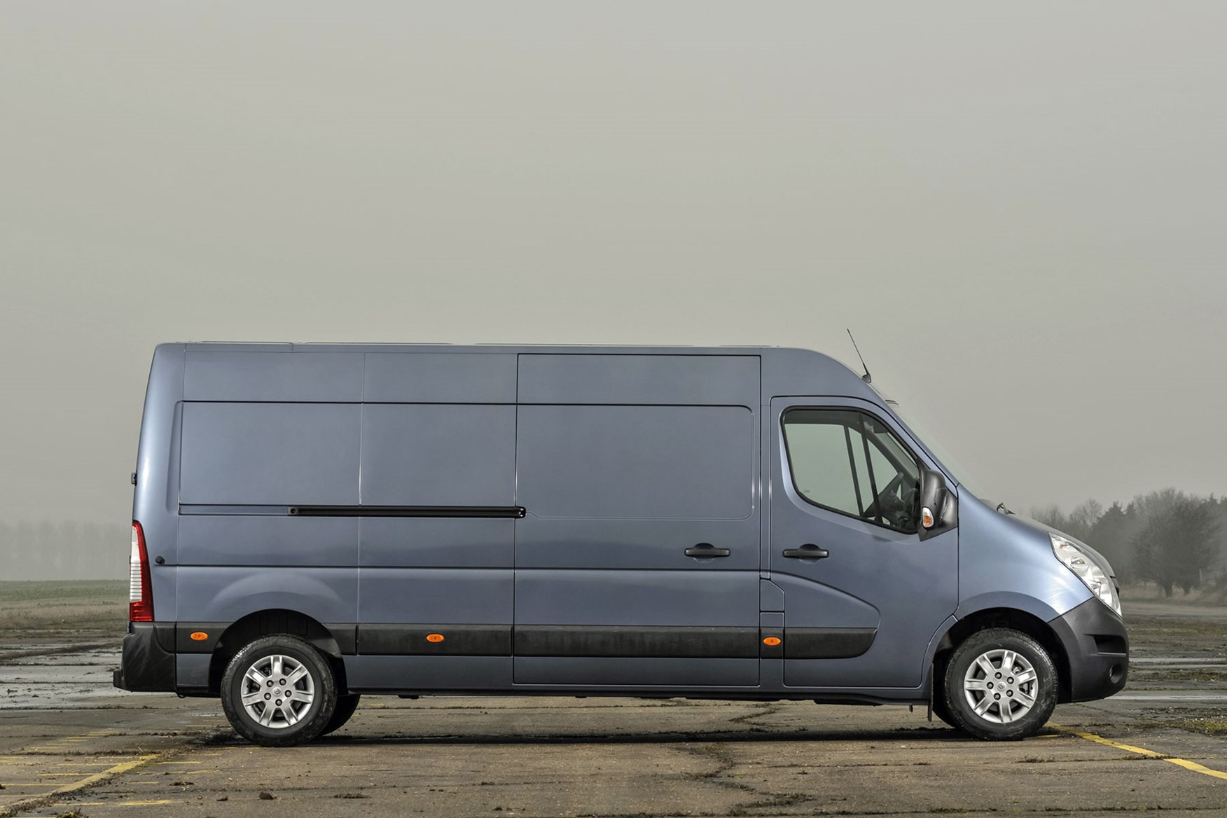 Renault Master 2019 review | Parkers