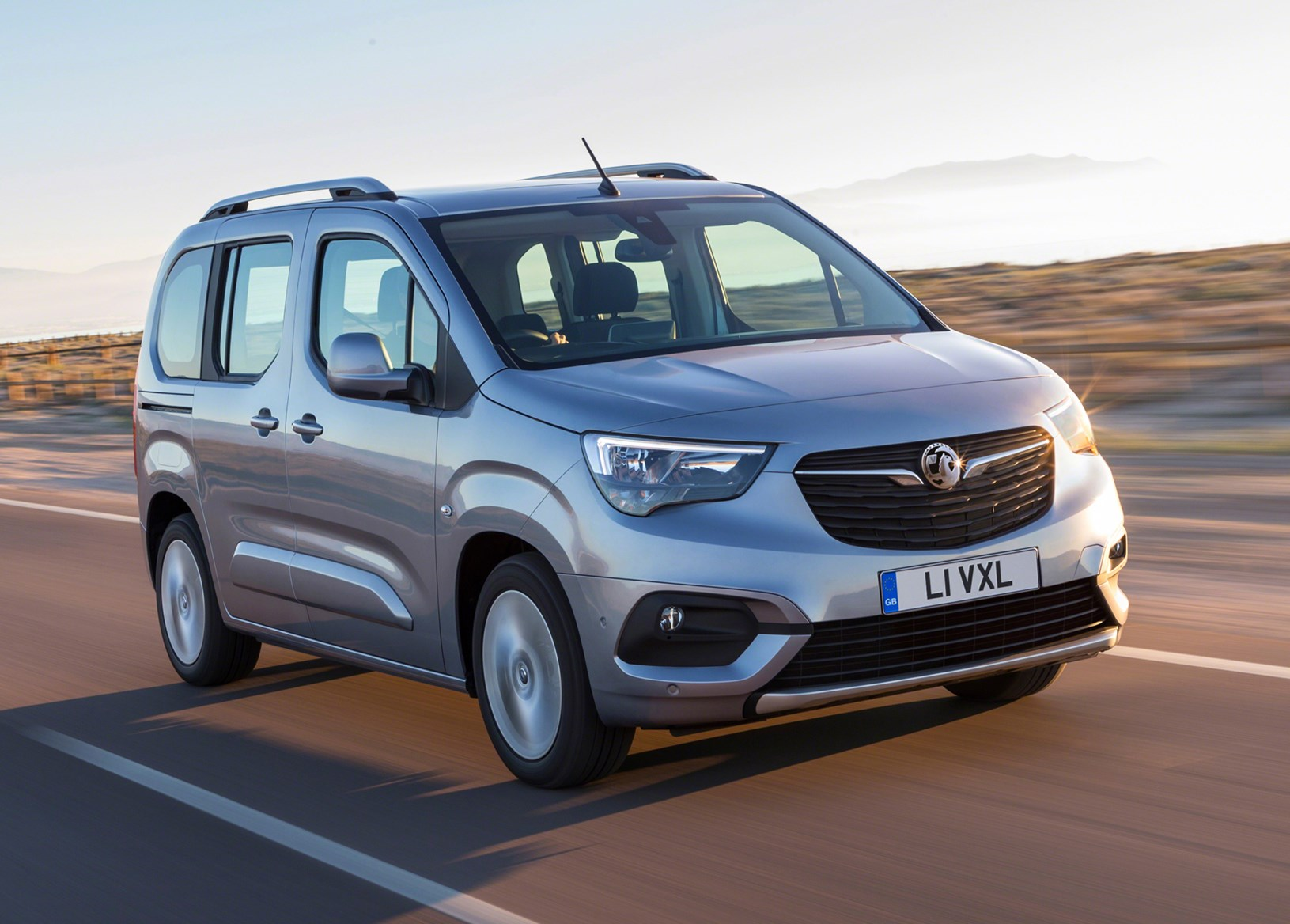 Vauxhall Combo Life Mpv Review Parkers
