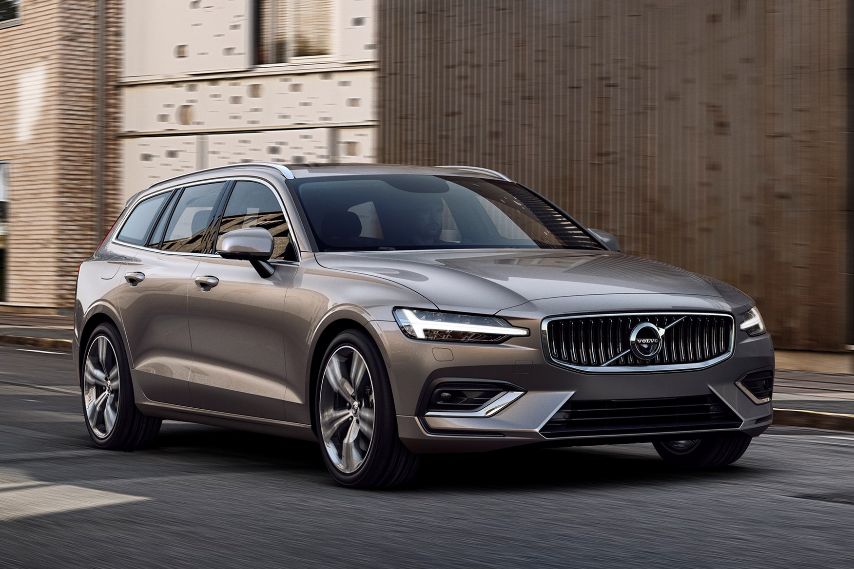 New Volvo V60 Review