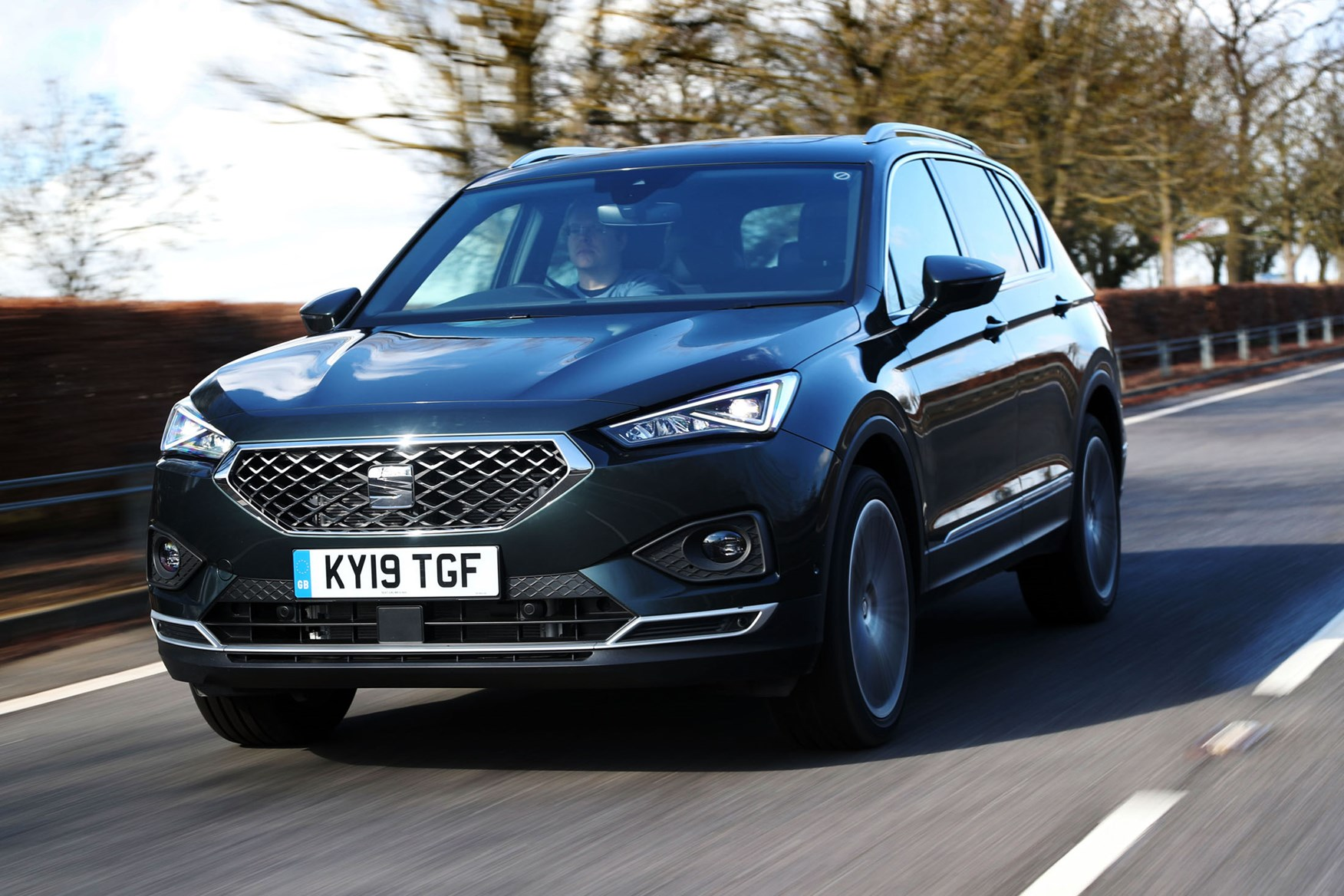 Seat Tarraco Review 2020 Parkers