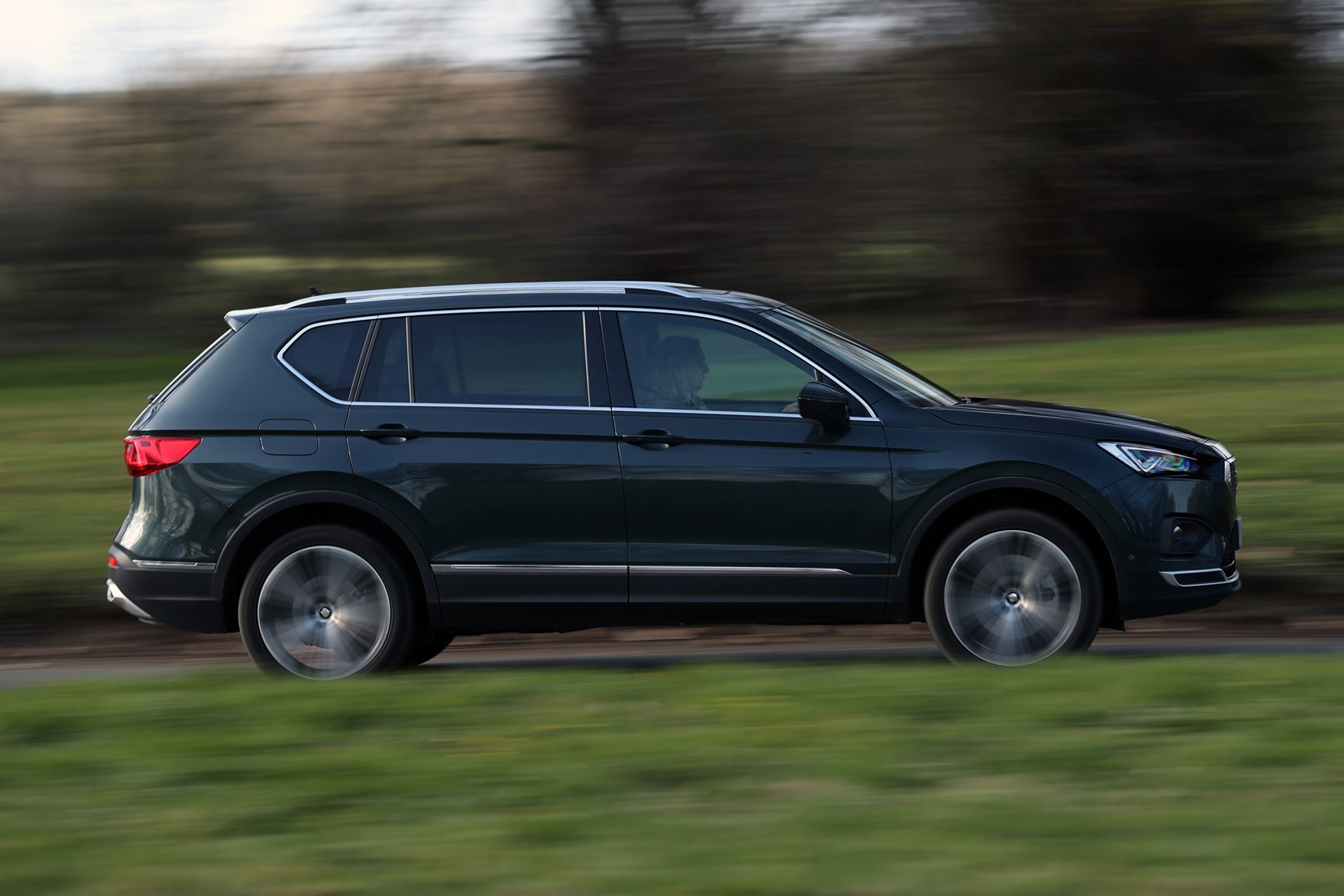 SEAT Tarraco Review (2020) | Parkers