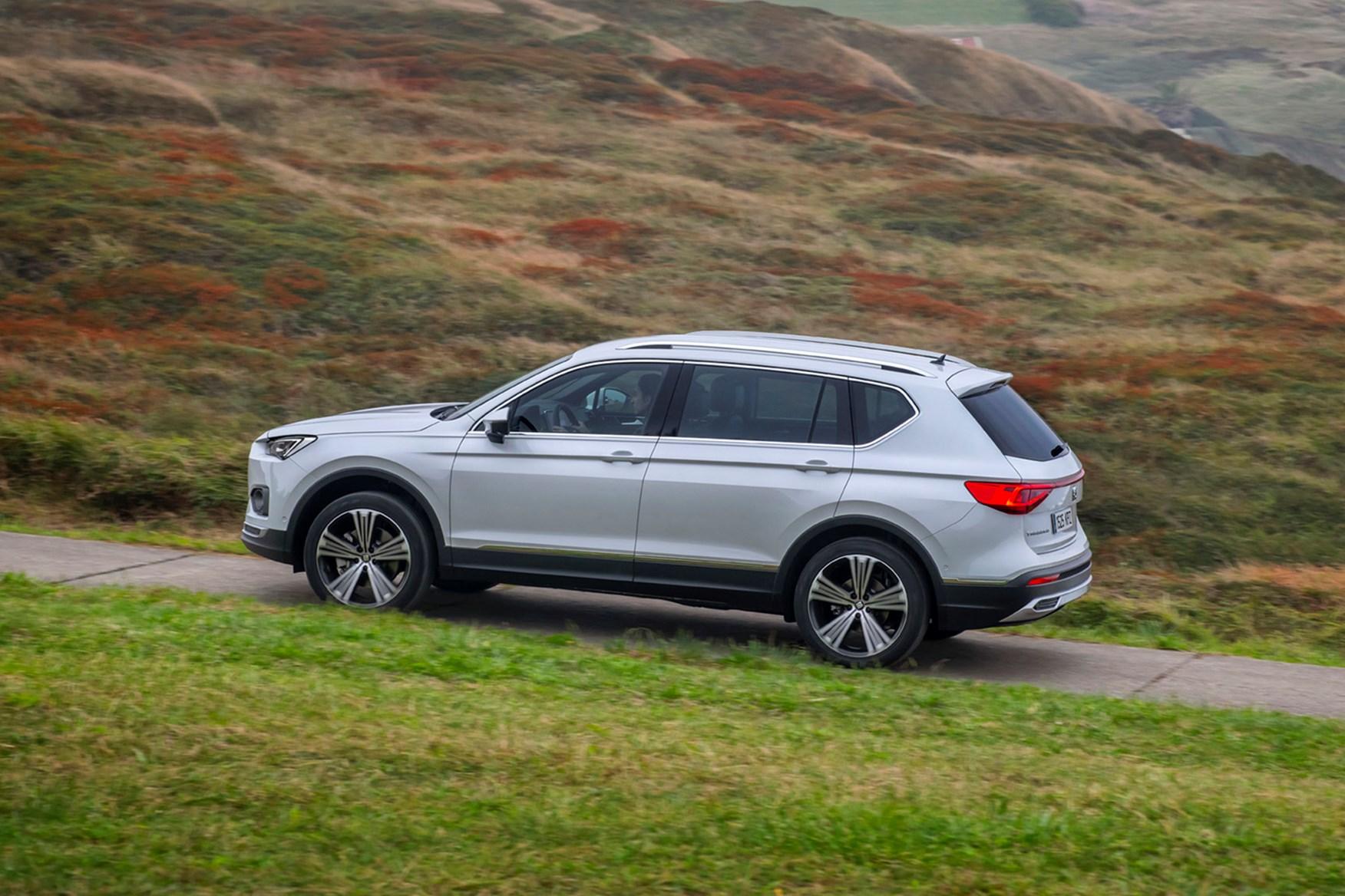 Seat Suv Ateca >> SEAT Tarraco SUV review: summary | Parkers