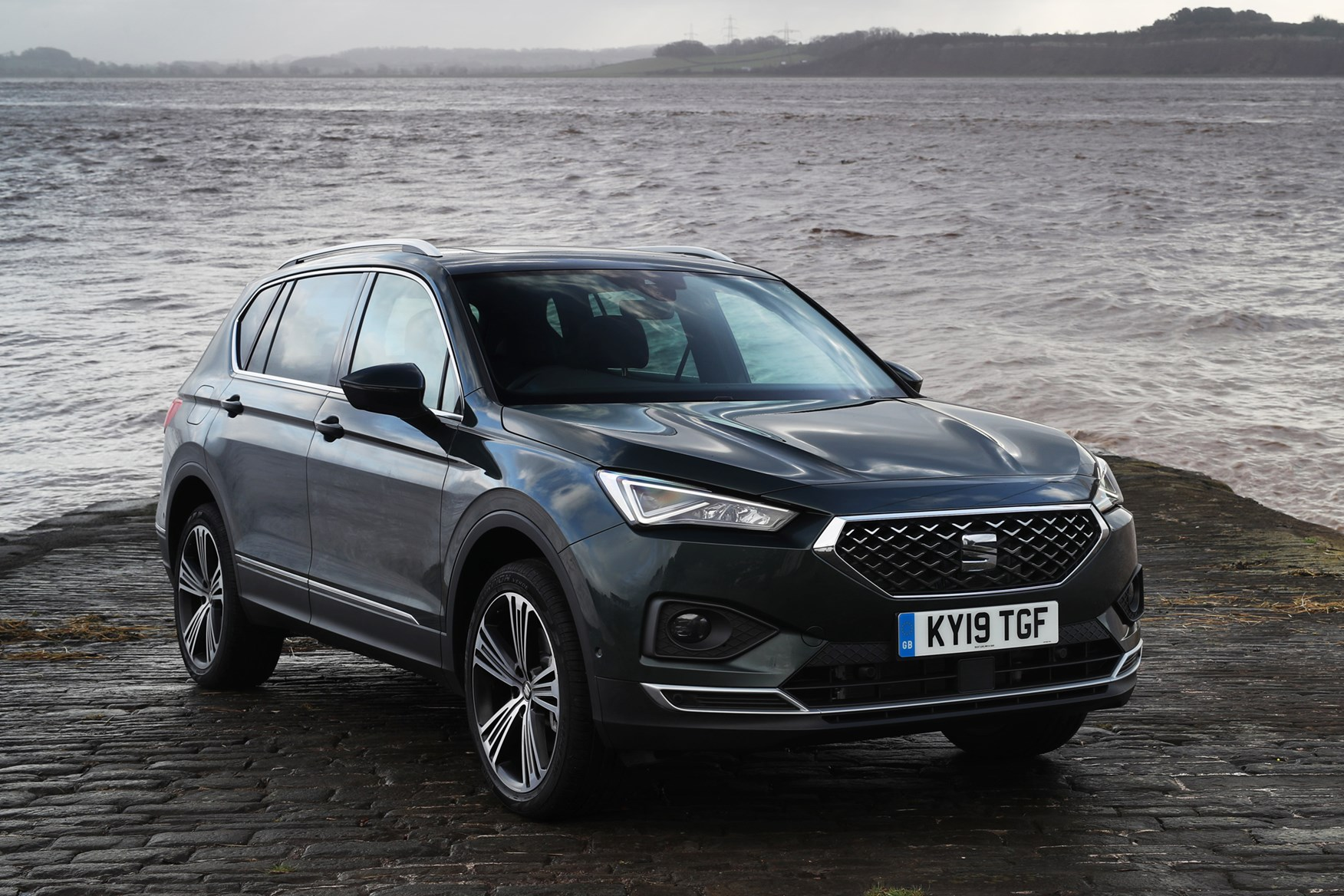 SEAT Tarraco Review (2019) | Parkers