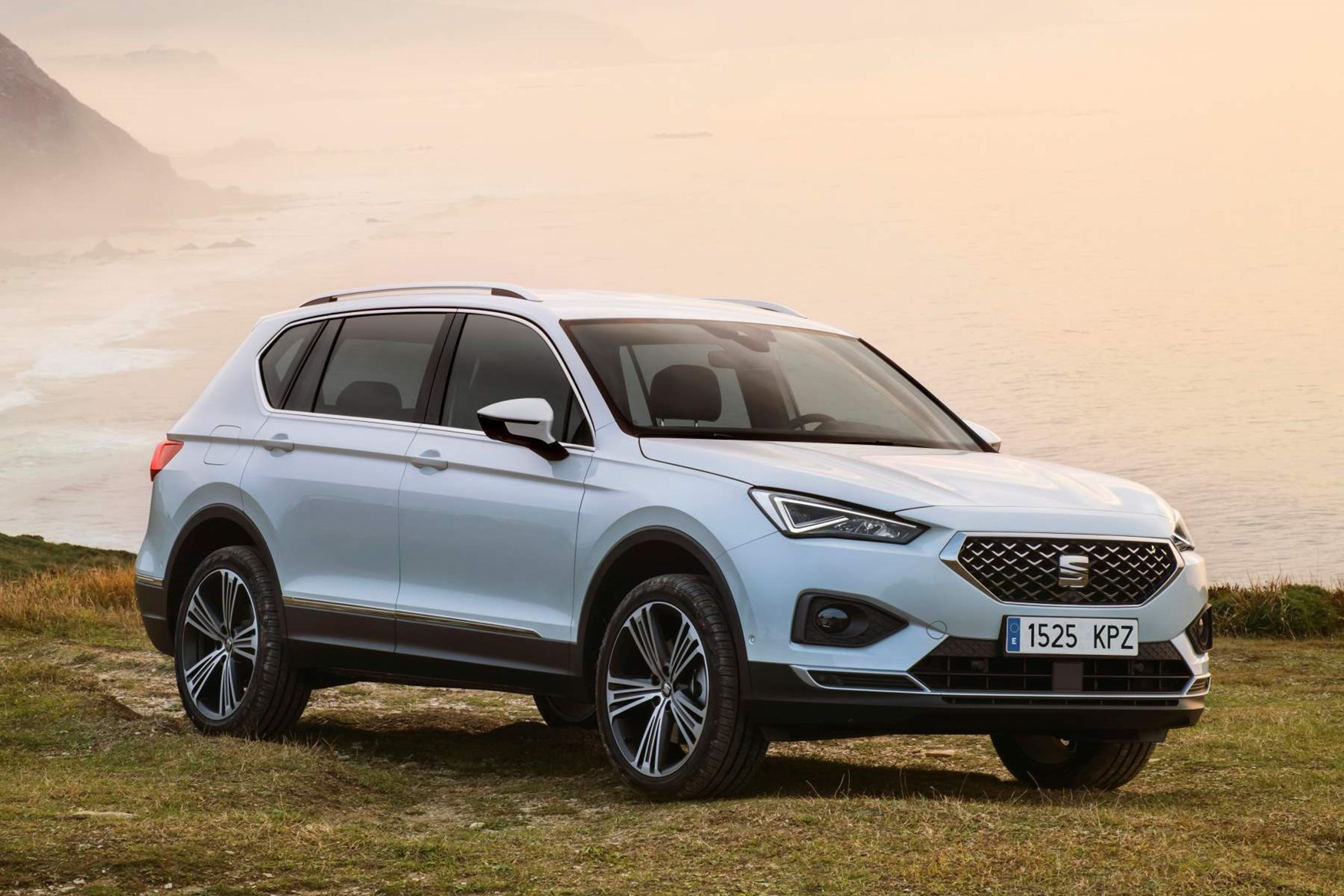 Seat Tarraco Suv Review Summary Parkers
