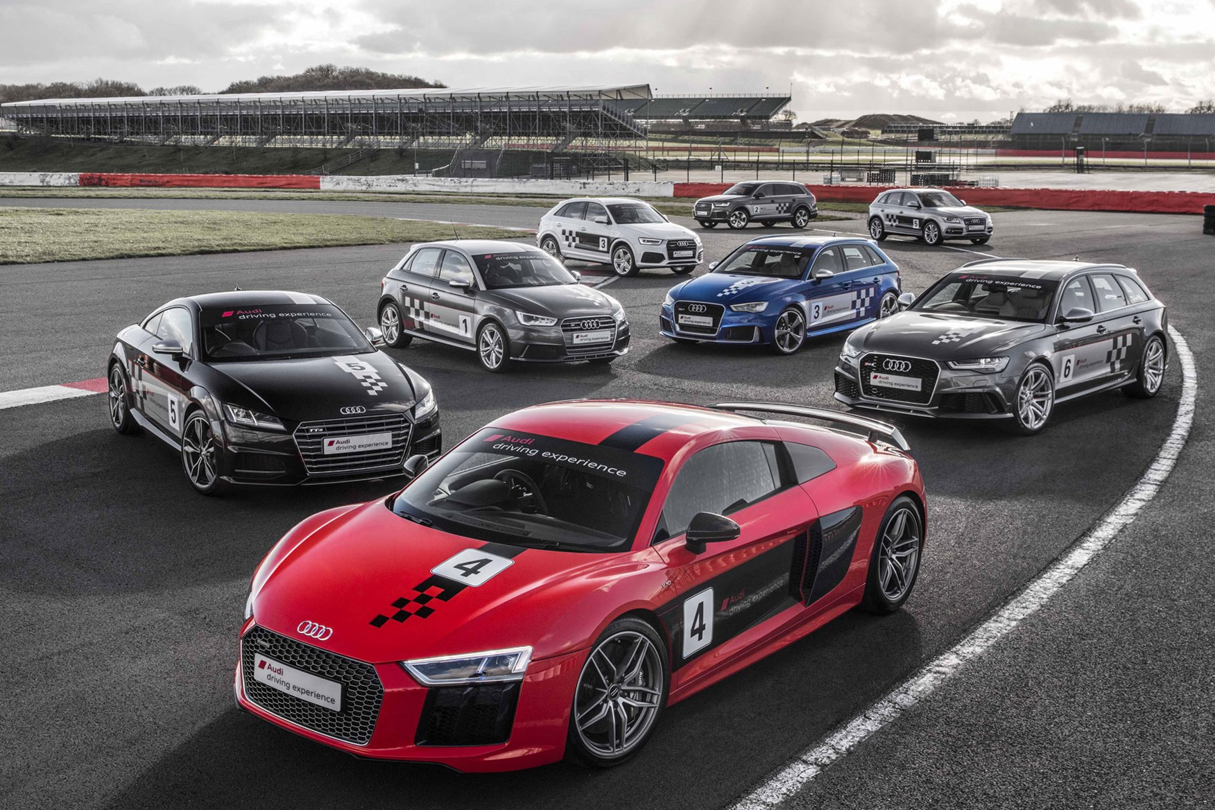 Audi Sport Driving Experience Review On Parkers