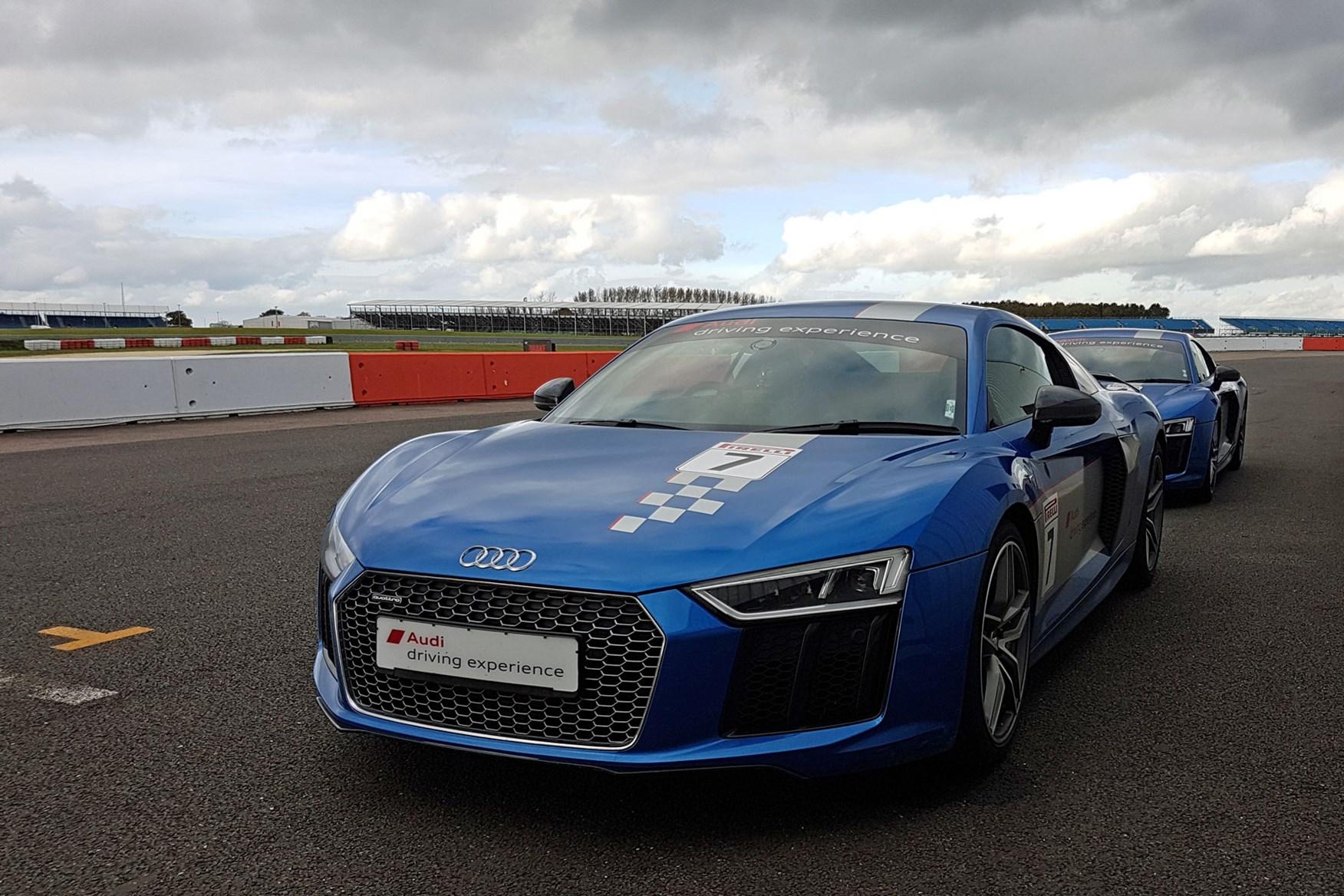 Audi Sport Driving Experience Activities
