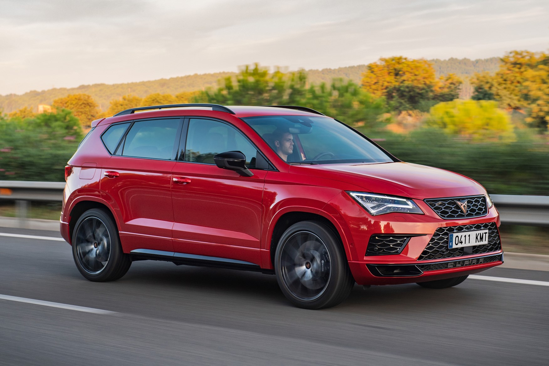 cupra ateca review suv summary parkers. Black Bedroom Furniture Sets. Home Design Ideas